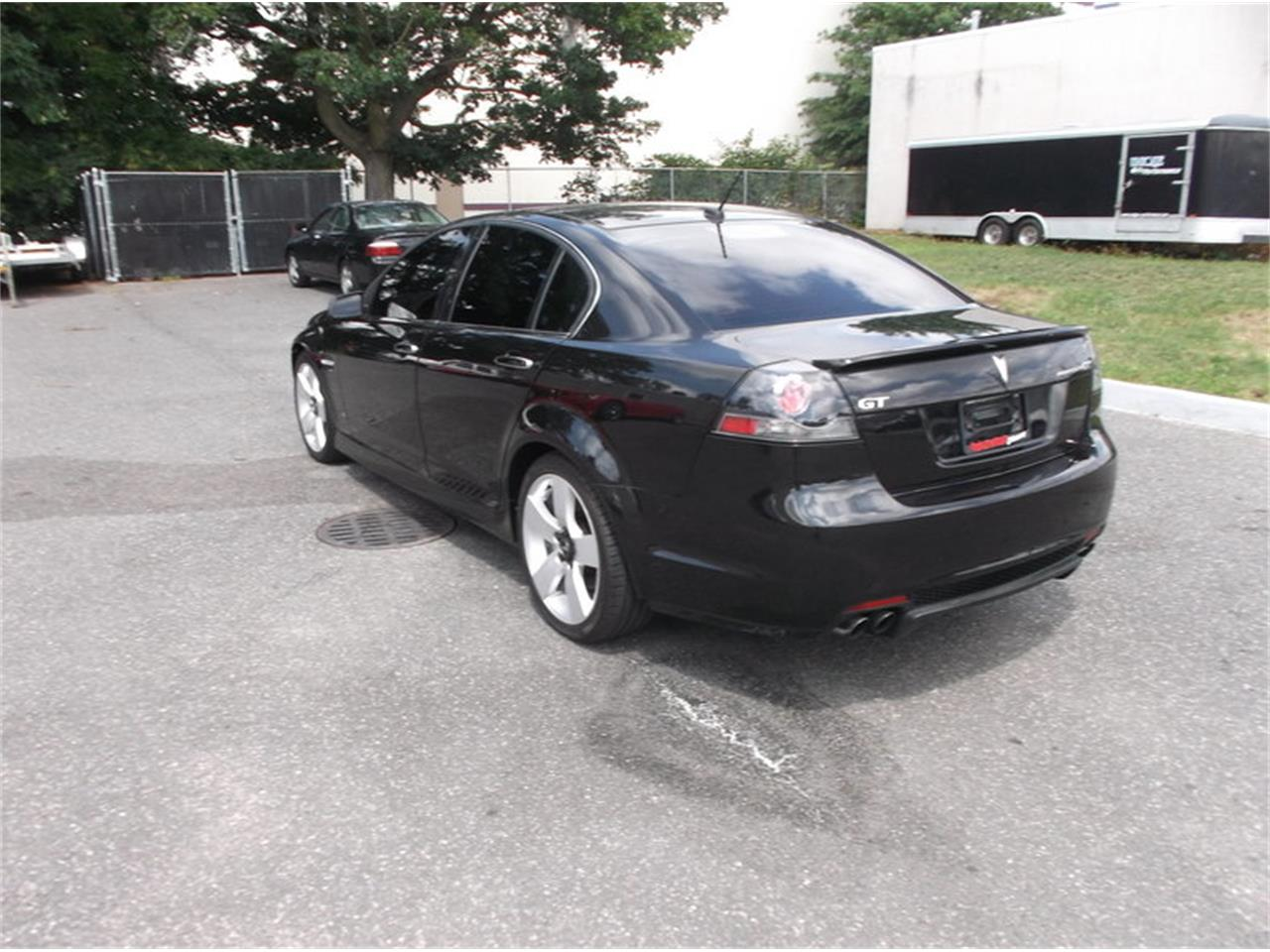 Large Picture of '09 Pontiac G8 - LDH3