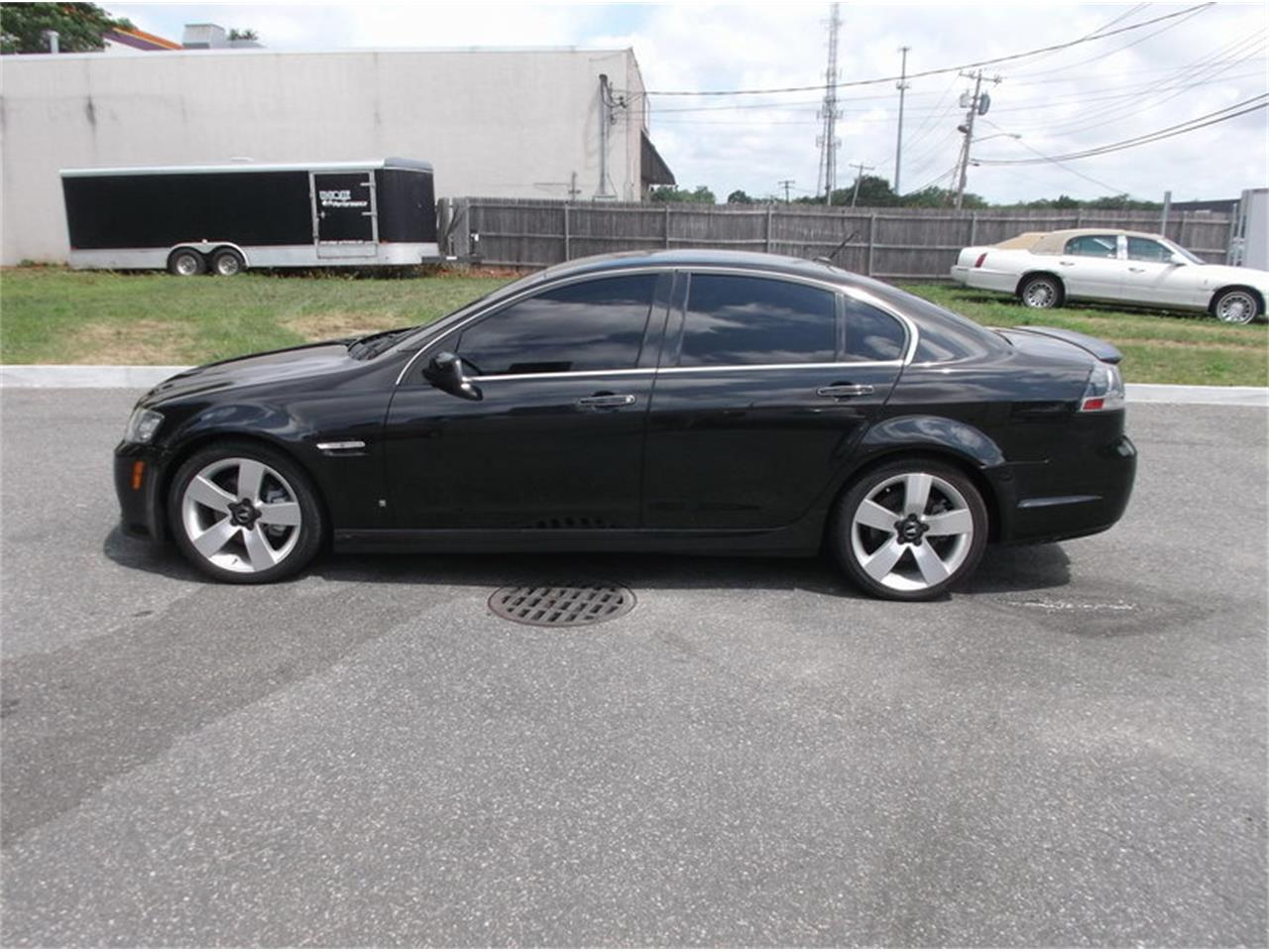 Large Picture of 2009 Pontiac G8 located in West Babylon New York - $10,995.00 Offered by Hollywood Motors - LDH3