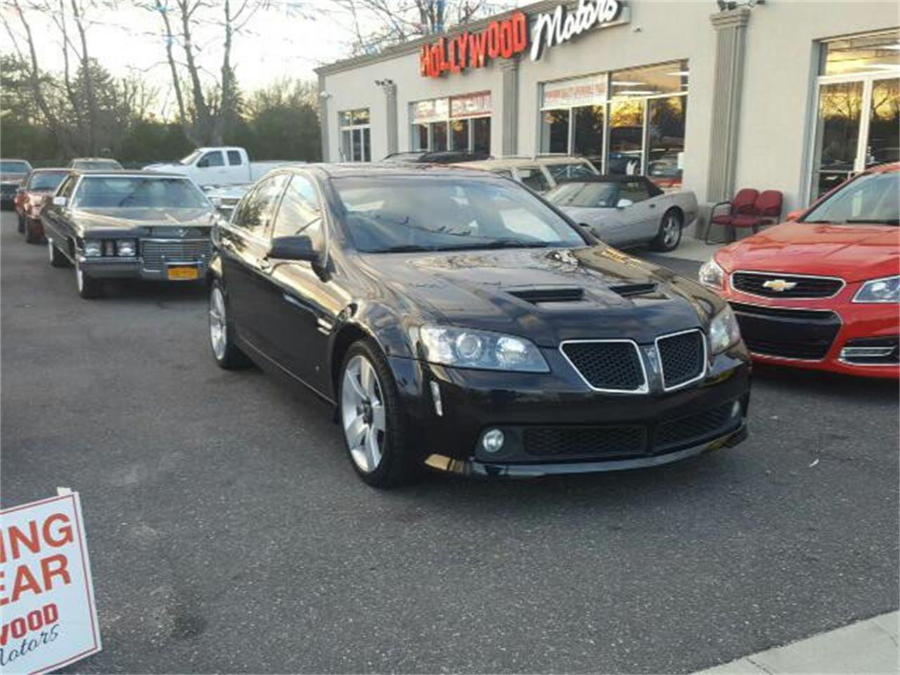 Large Picture of 2009 Pontiac G8 located in West Babylon New York - LDH3