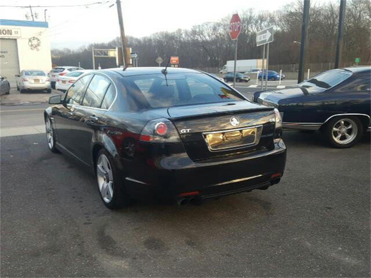 Large Picture of 2009 Pontiac G8 located in New York - $10,995.00 - LDH3