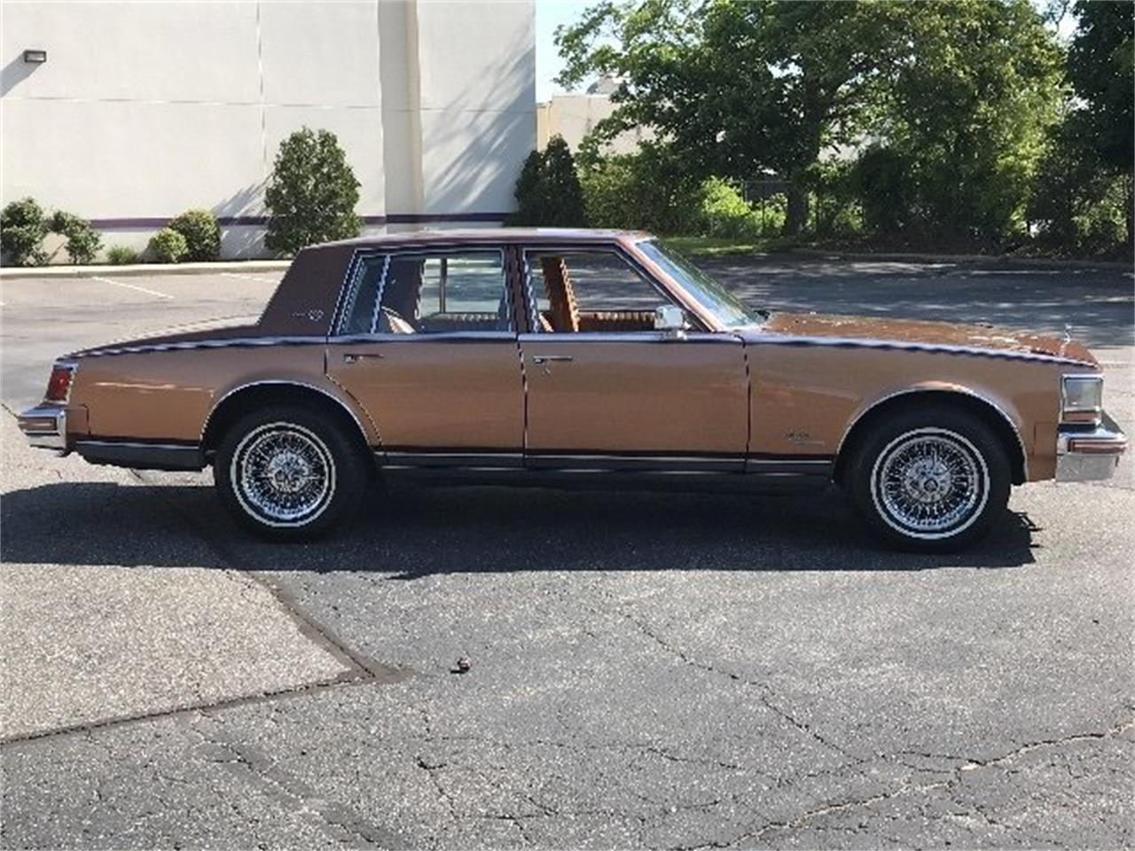 Large Picture of 1978 Cadillac Seville Elegante located in New York Offered by Hollywood Motors - LDH4