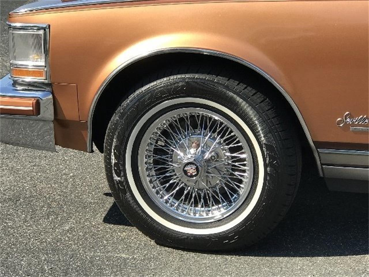 Large Picture of '78 Cadillac Seville Elegante located in West Babylon New York - $14,900.00 Offered by Hollywood Motors - LDH4