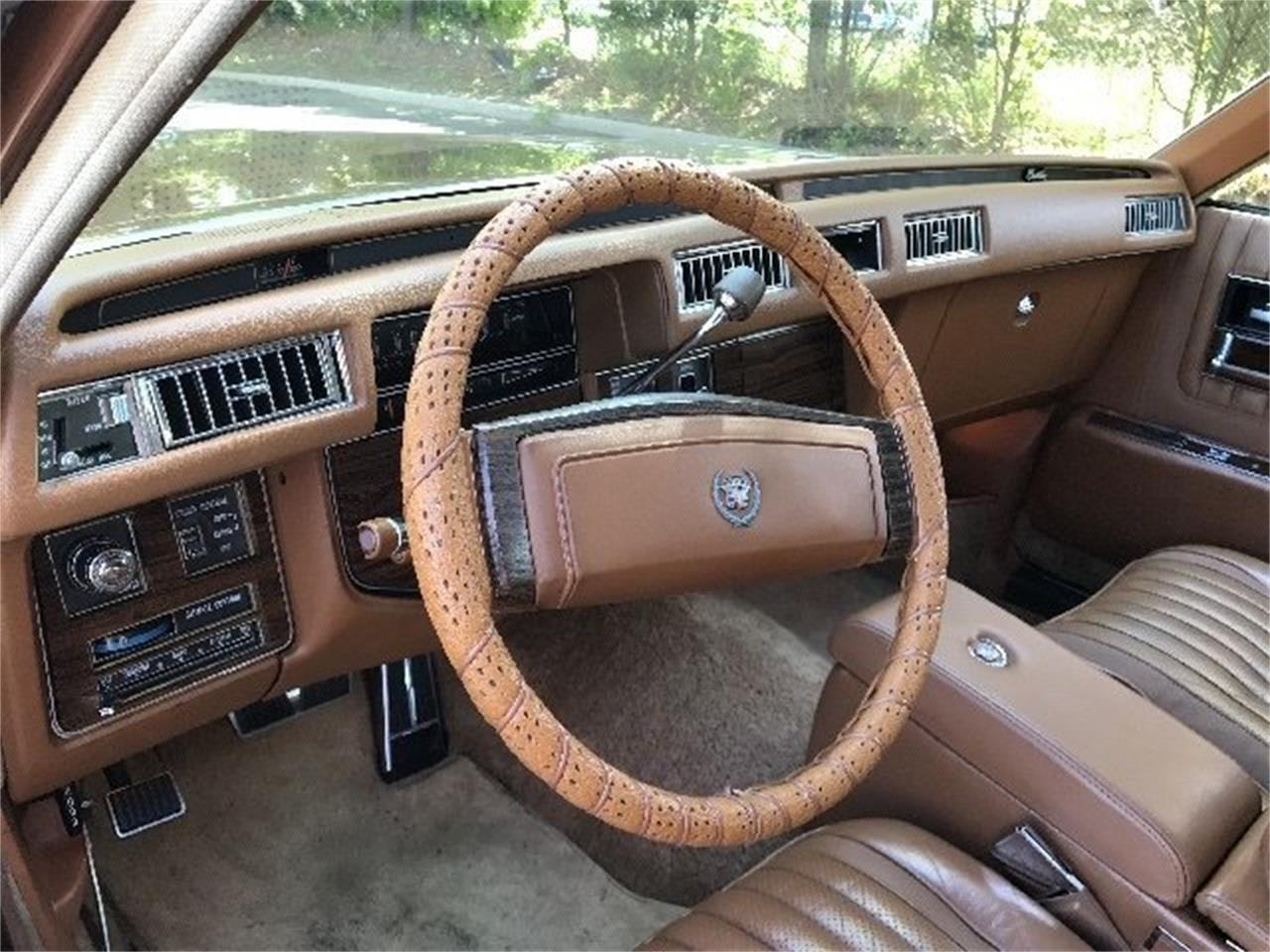 Large Picture of 1978 Cadillac Seville Elegante located in New York - $14,900.00 Offered by Hollywood Motors - LDH4
