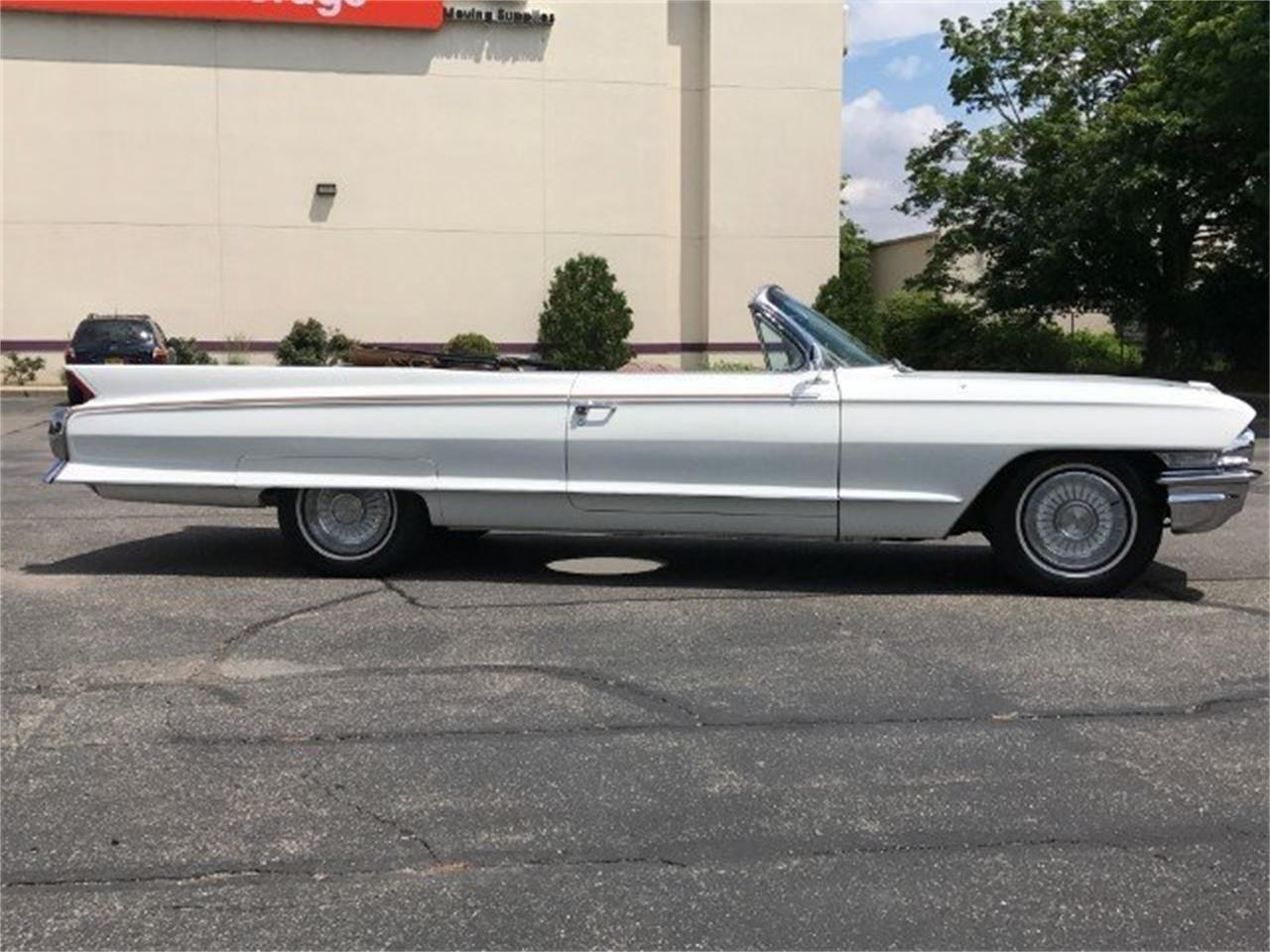 Large Picture of Classic '62 Eldorado located in New York - LDHM