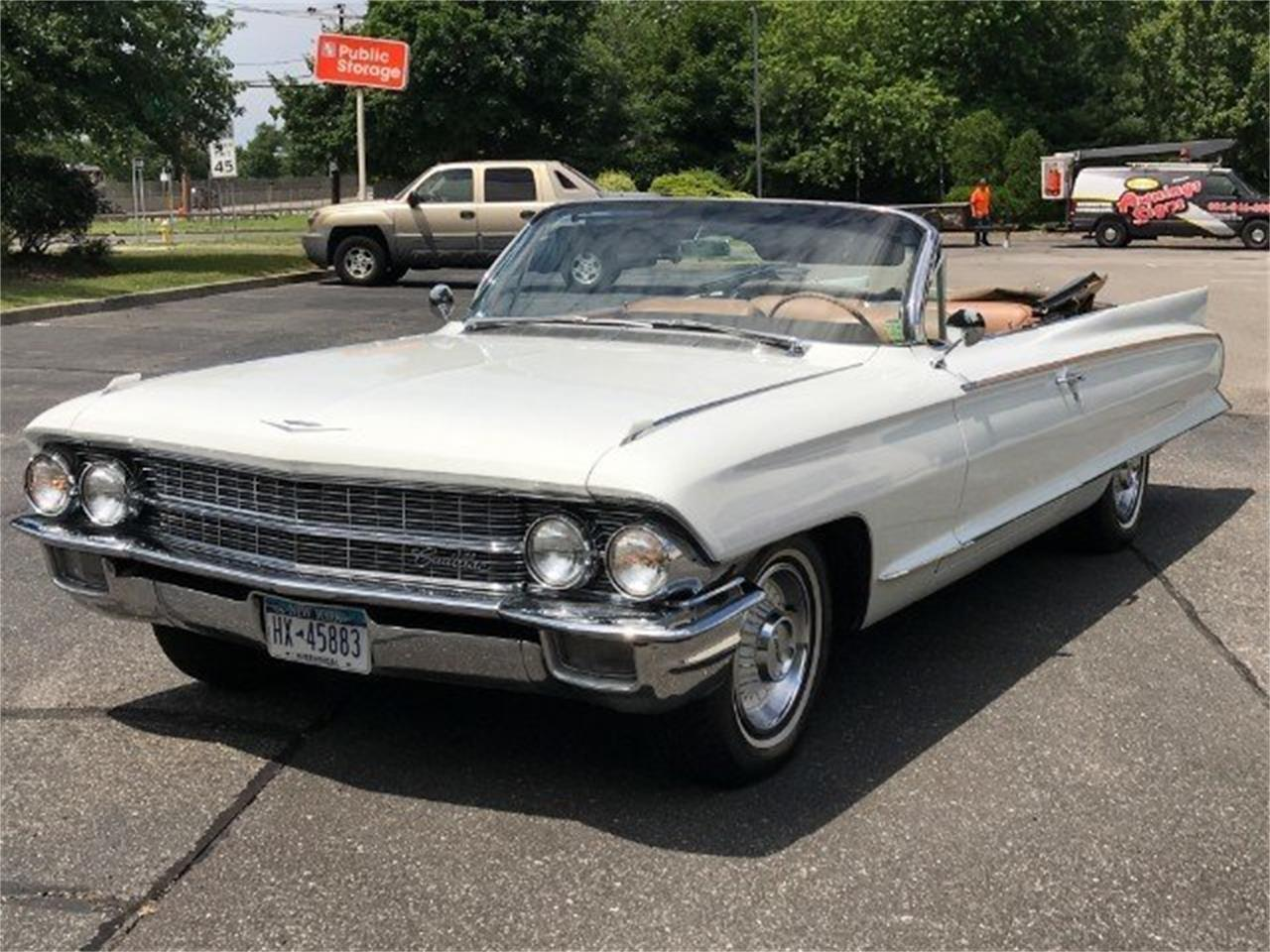 Large Picture of 1962 Cadillac Eldorado located in West Babylon New York - $29,500.00 Offered by Hollywood Motors - LDHM
