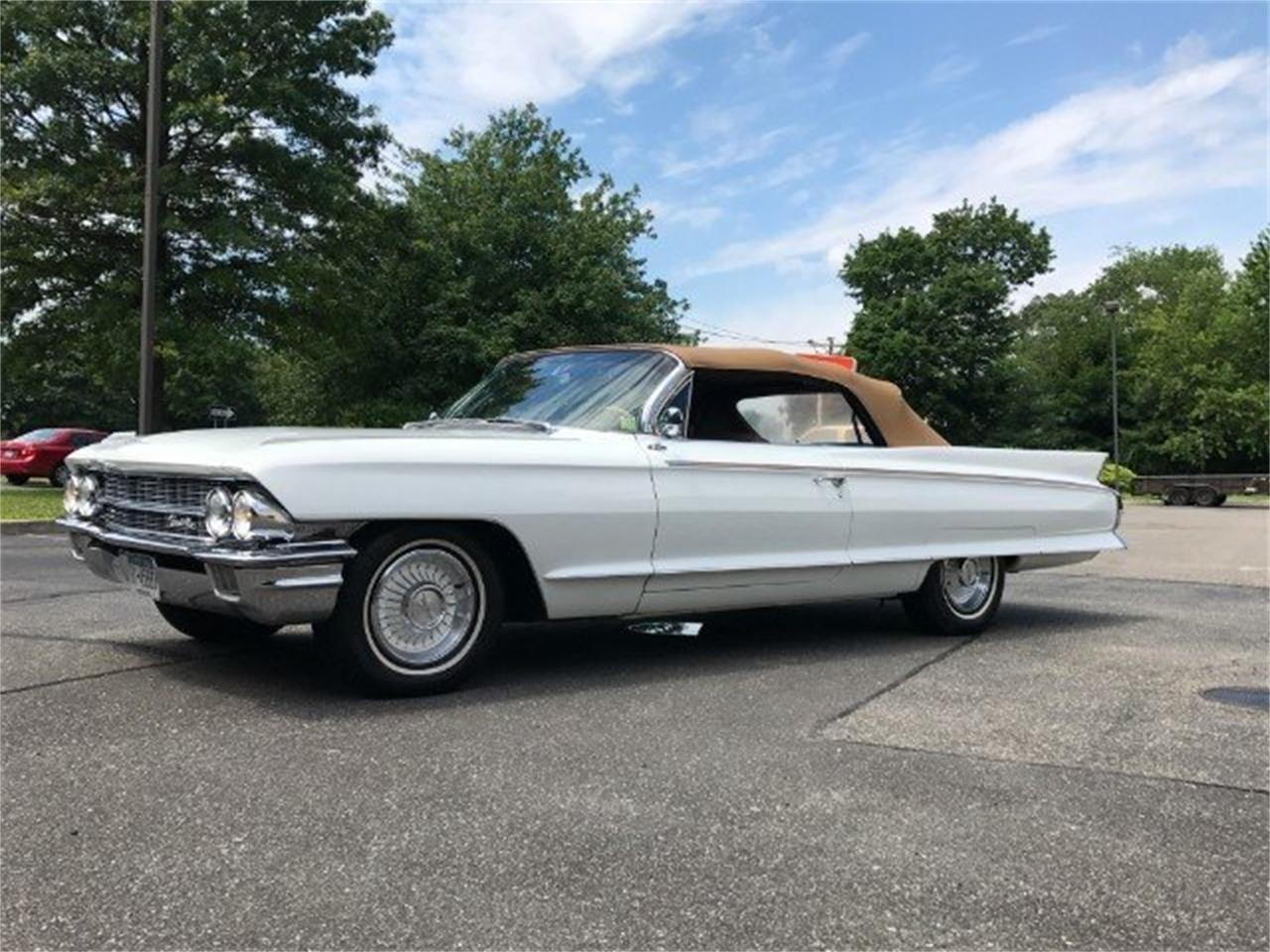 Large Picture of Classic '62 Cadillac Eldorado located in New York - $29,500.00 - LDHM