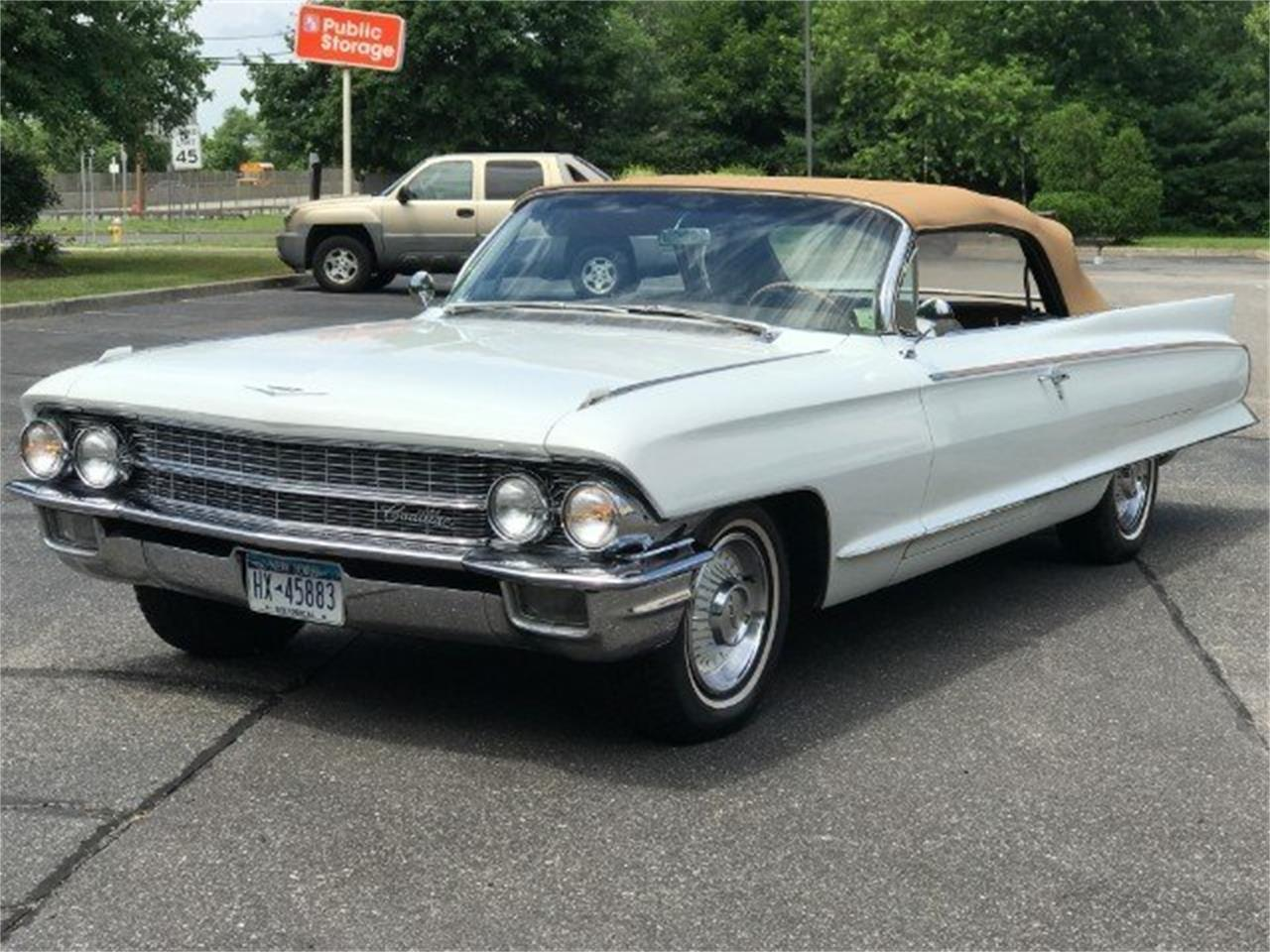 Large Picture of '62 Cadillac Eldorado - $29,500.00 Offered by Hollywood Motors - LDHM