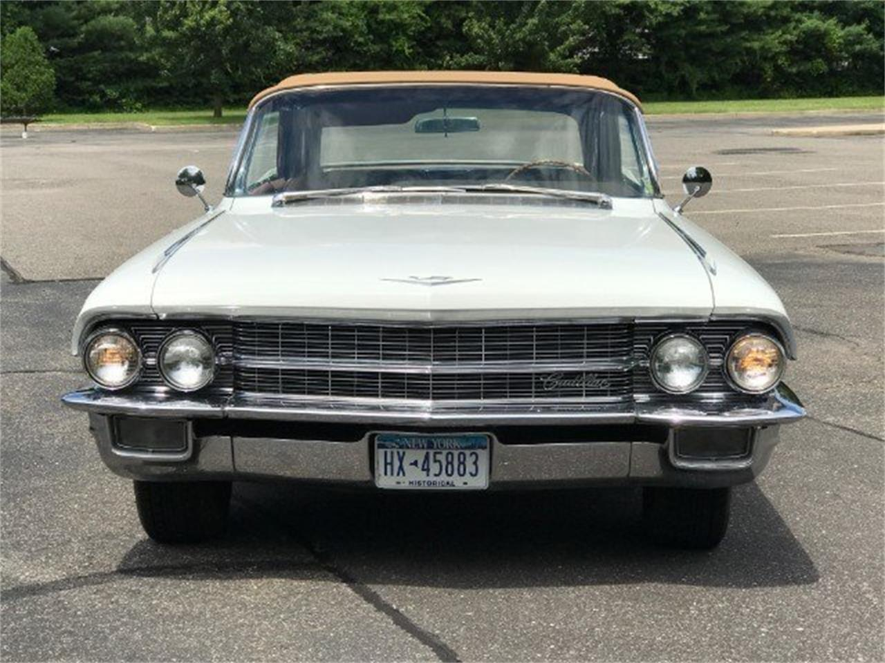 Large Picture of Classic 1962 Cadillac Eldorado located in New York - LDHM