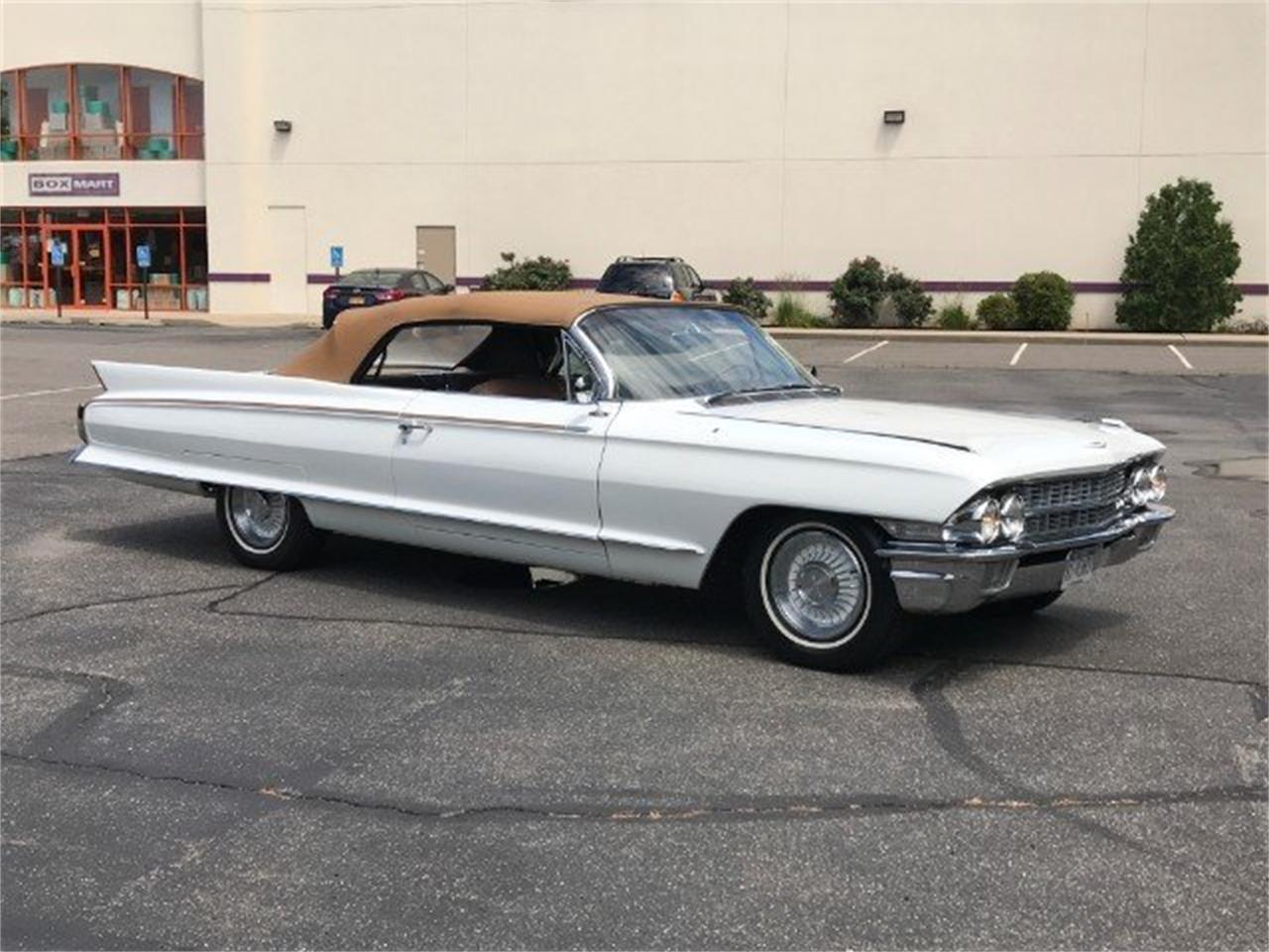 Large Picture of '62 Cadillac Eldorado Offered by Hollywood Motors - LDHM