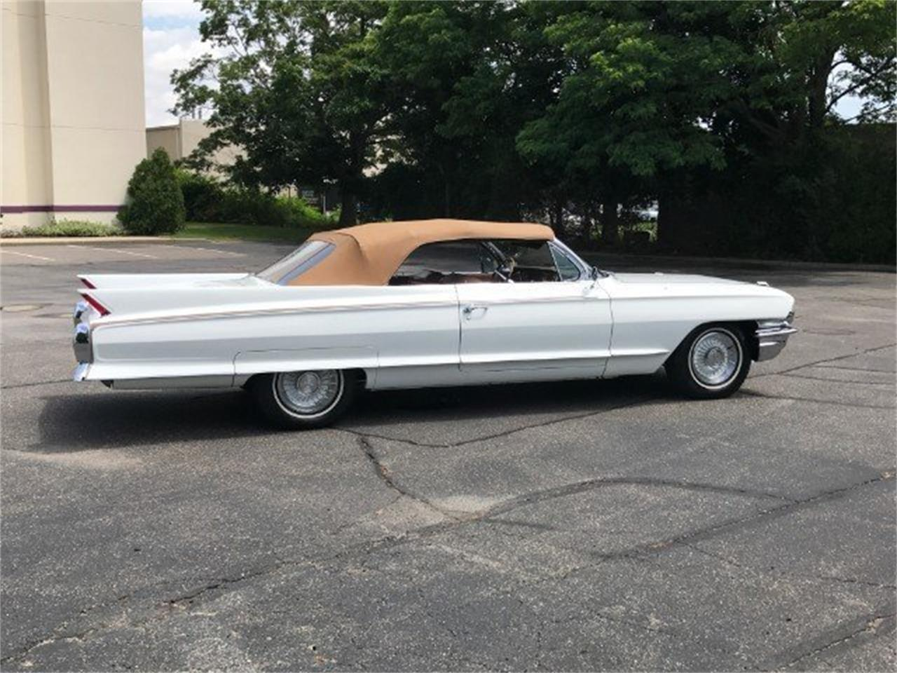 Large Picture of 1962 Eldorado - $29,500.00 - LDHM