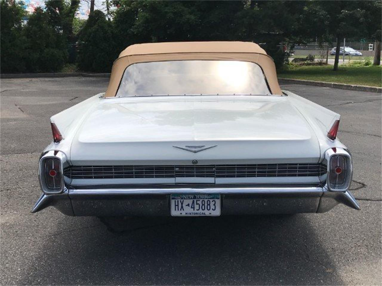 Large Picture of '62 Eldorado located in West Babylon New York - LDHM