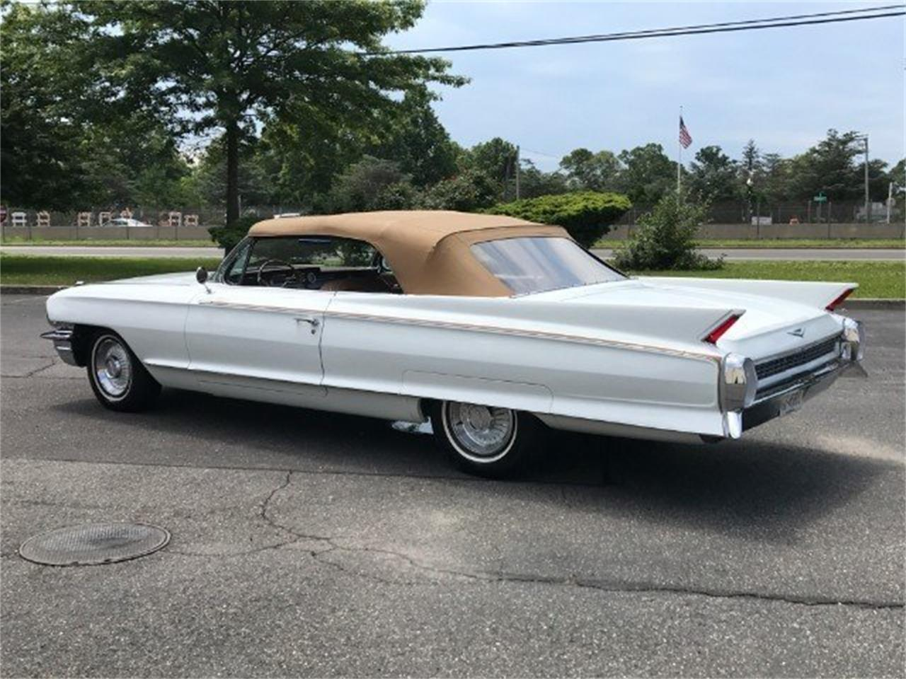Large Picture of Classic '62 Cadillac Eldorado located in West Babylon New York - $29,500.00 Offered by Hollywood Motors - LDHM