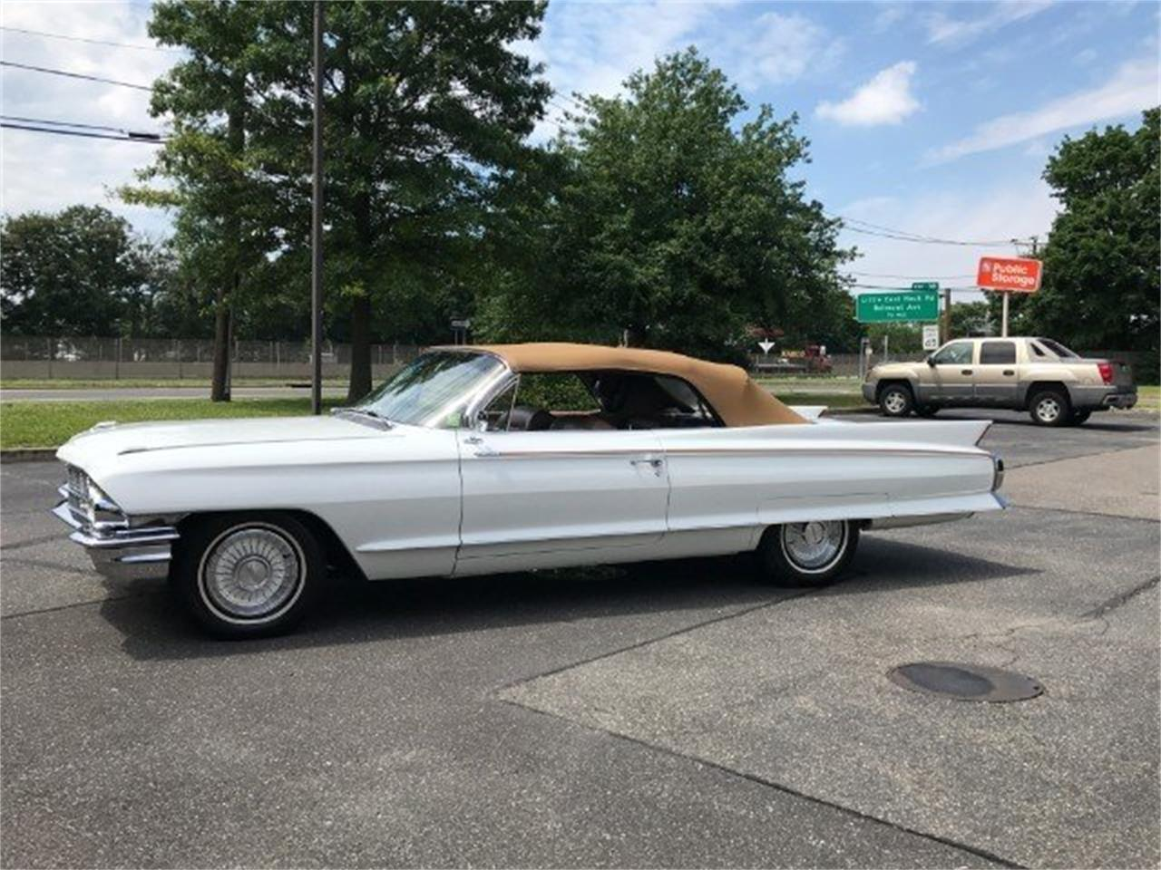 Large Picture of Classic 1962 Eldorado located in West Babylon New York - $29,500.00 Offered by Hollywood Motors - LDHM