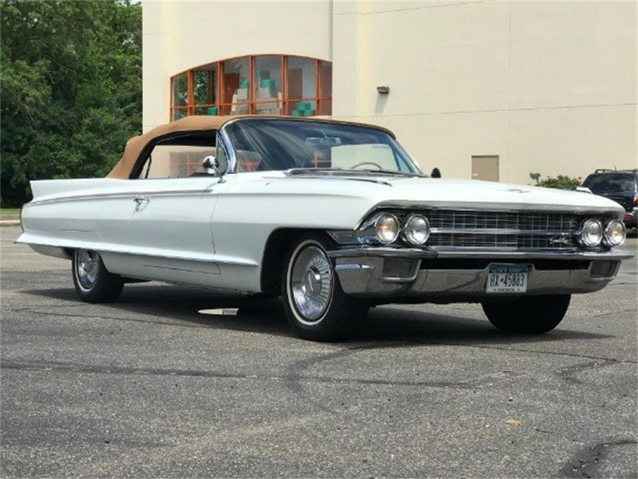 Large Picture of '62 Eldorado located in New York - LDHM