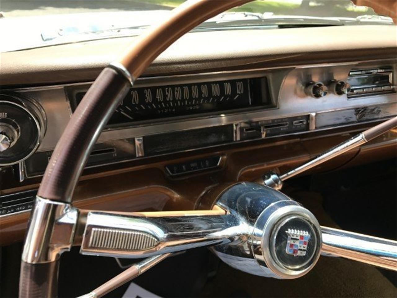 Large Picture of Classic '62 Eldorado located in New York Offered by Hollywood Motors - LDHM