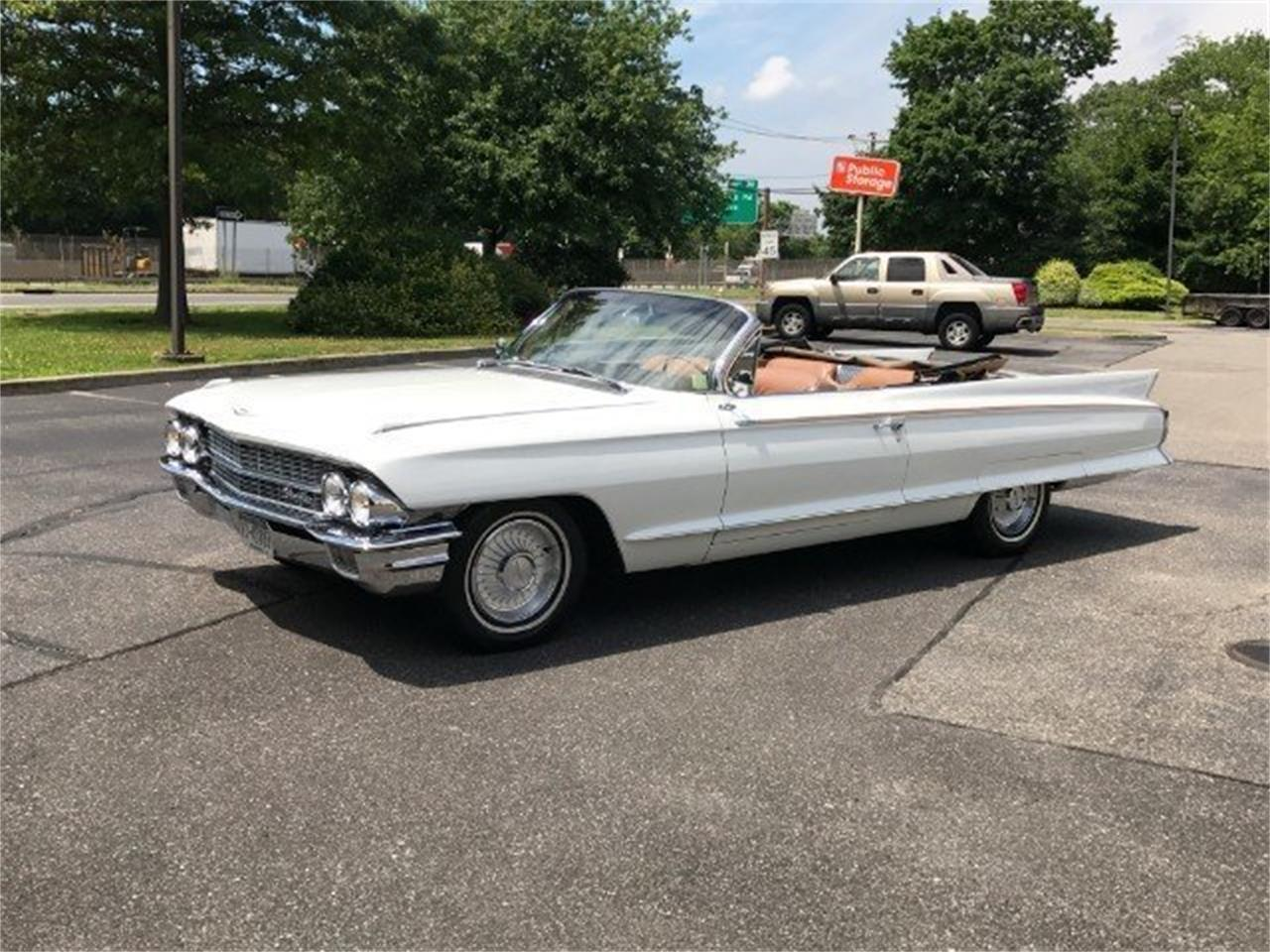 Large Picture of 1962 Cadillac Eldorado located in West Babylon New York - LDHM