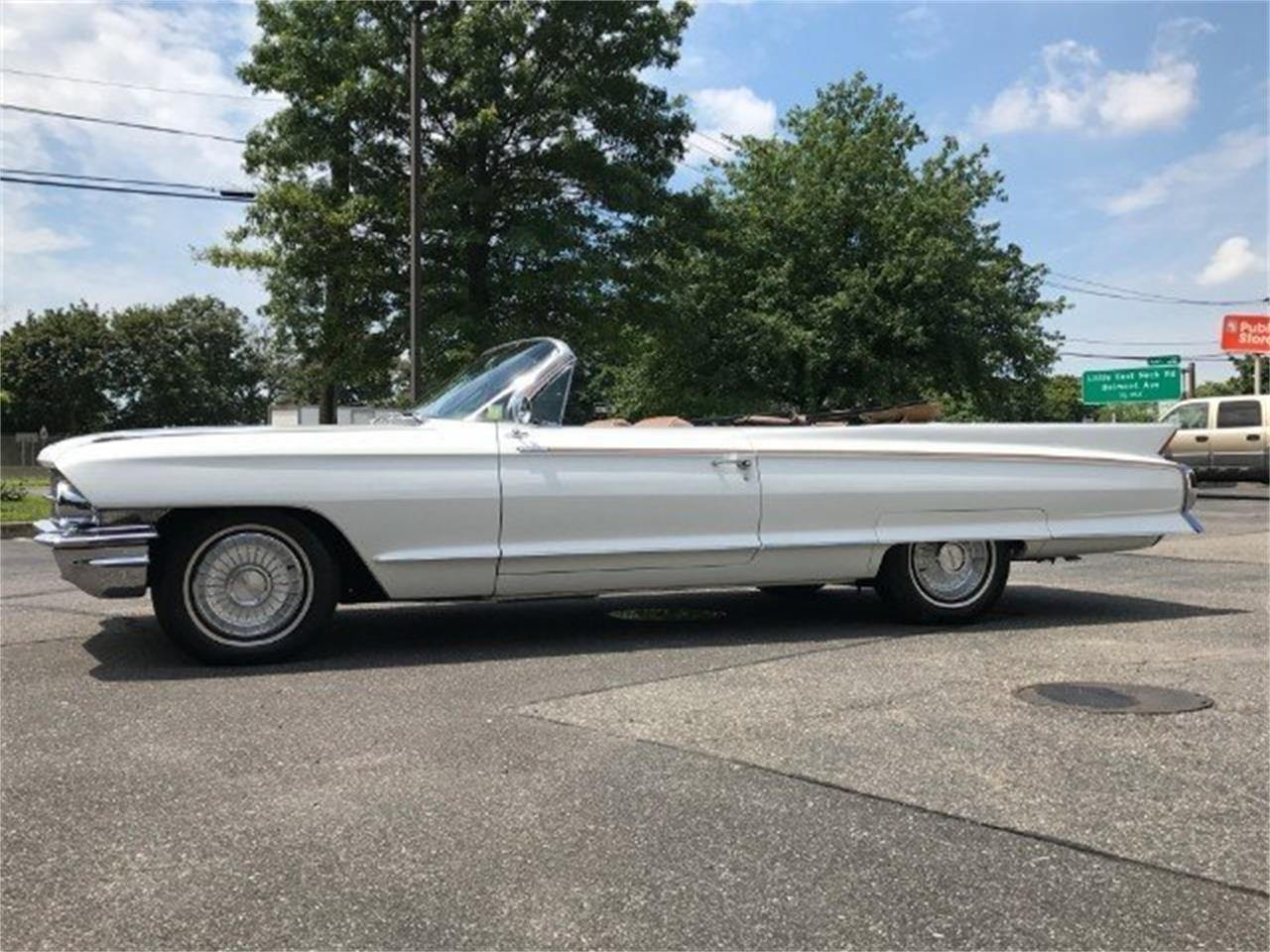 Large Picture of 1962 Cadillac Eldorado located in West Babylon New York - $29,500.00 - LDHM