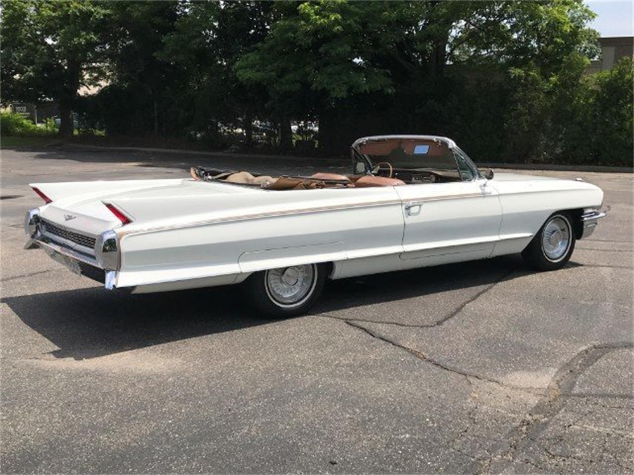 Large Picture of Classic 1962 Cadillac Eldorado - $29,500.00 Offered by Hollywood Motors - LDHM