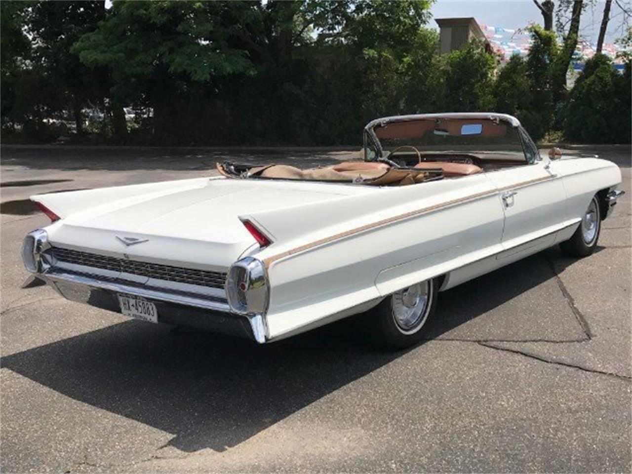 Large Picture of '62 Cadillac Eldorado located in New York - LDHM