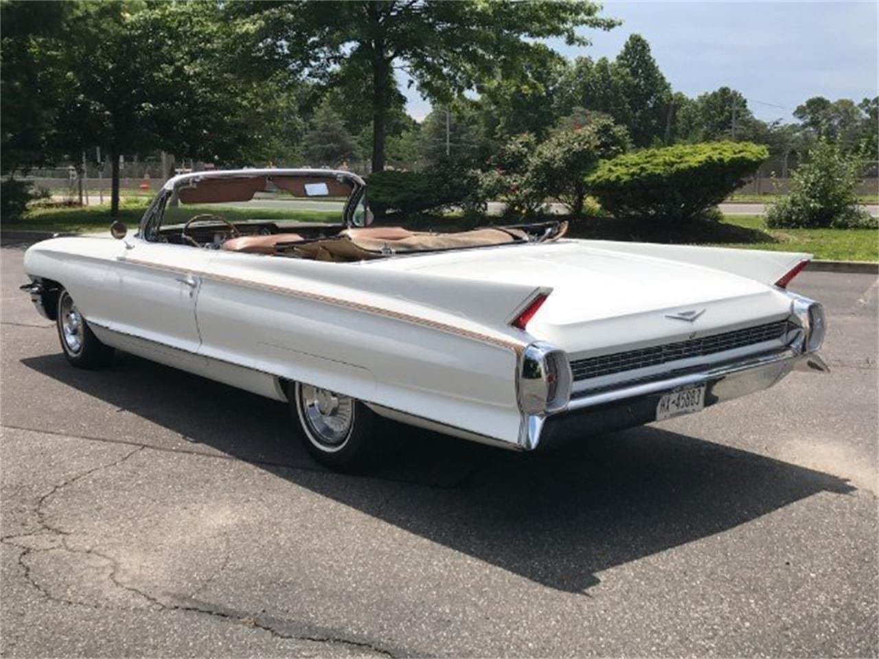 Large Picture of '62 Eldorado - $29,500.00 Offered by Hollywood Motors - LDHM