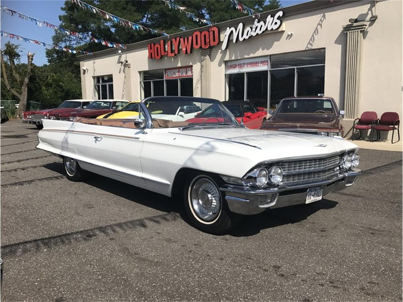 Large Picture of Classic 1962 Eldorado - $29,500.00 Offered by Hollywood Motors - LDHM