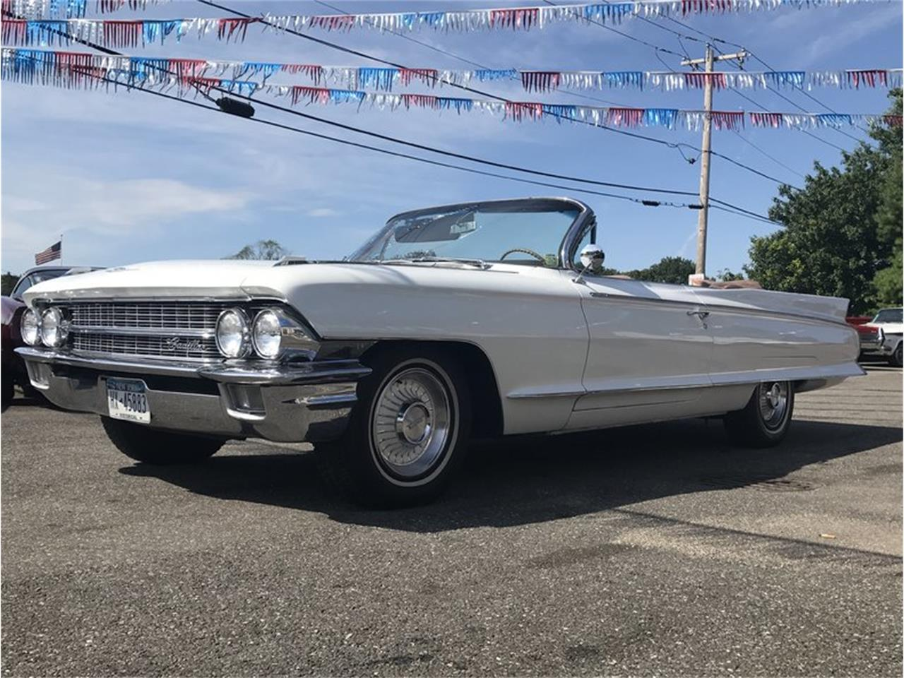 Large Picture of Classic '62 Cadillac Eldorado Offered by Hollywood Motors - LDHM