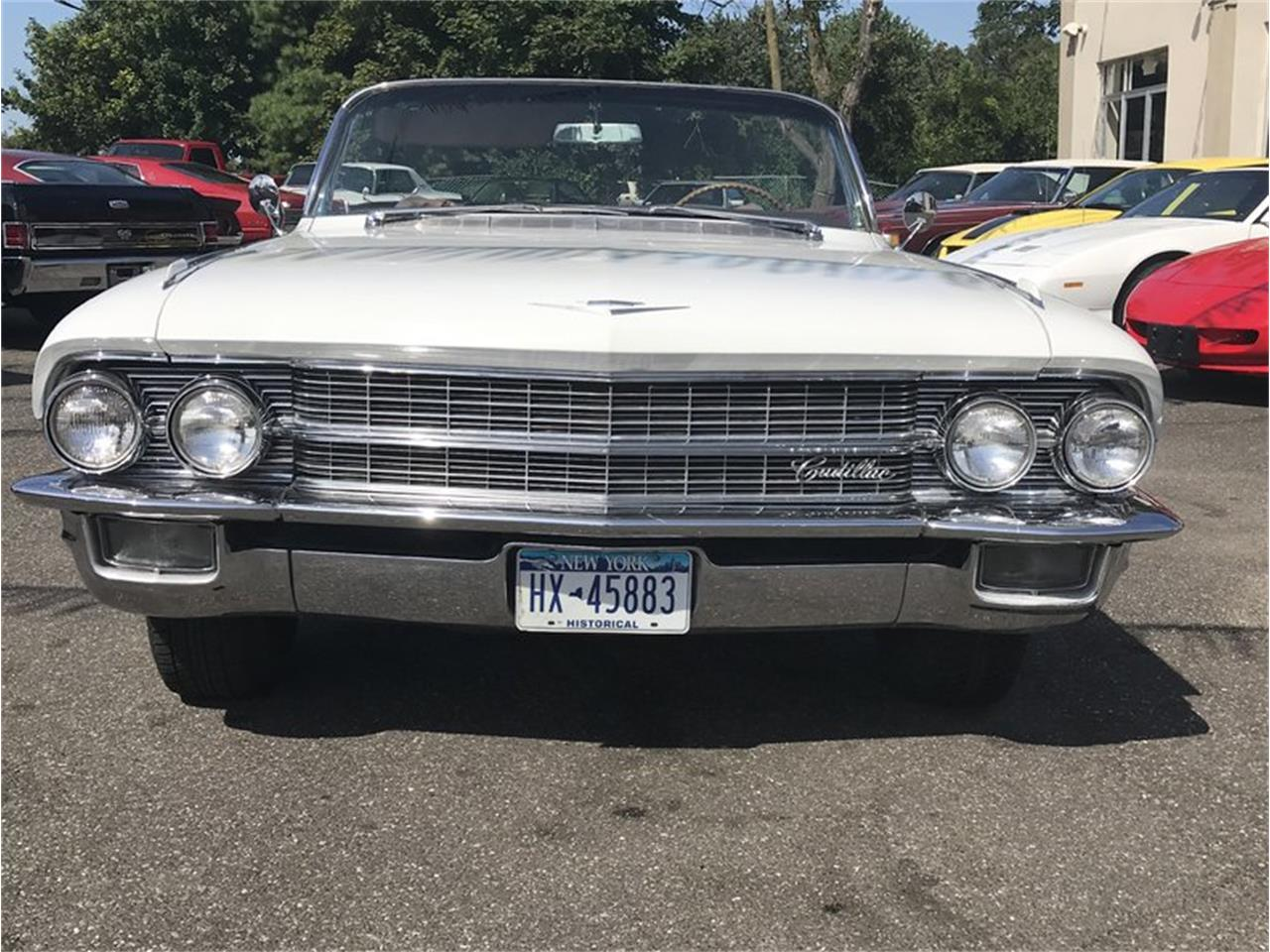 Large Picture of Classic 1962 Eldorado located in New York - $29,500.00 Offered by Hollywood Motors - LDHM
