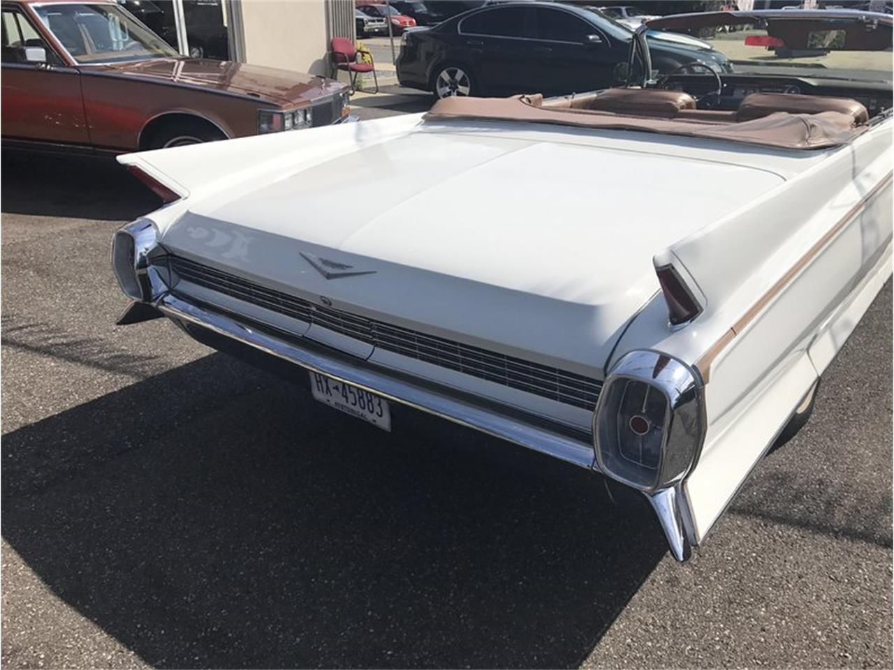 Large Picture of Classic '62 Cadillac Eldorado located in West Babylon New York Offered by Hollywood Motors - LDHM