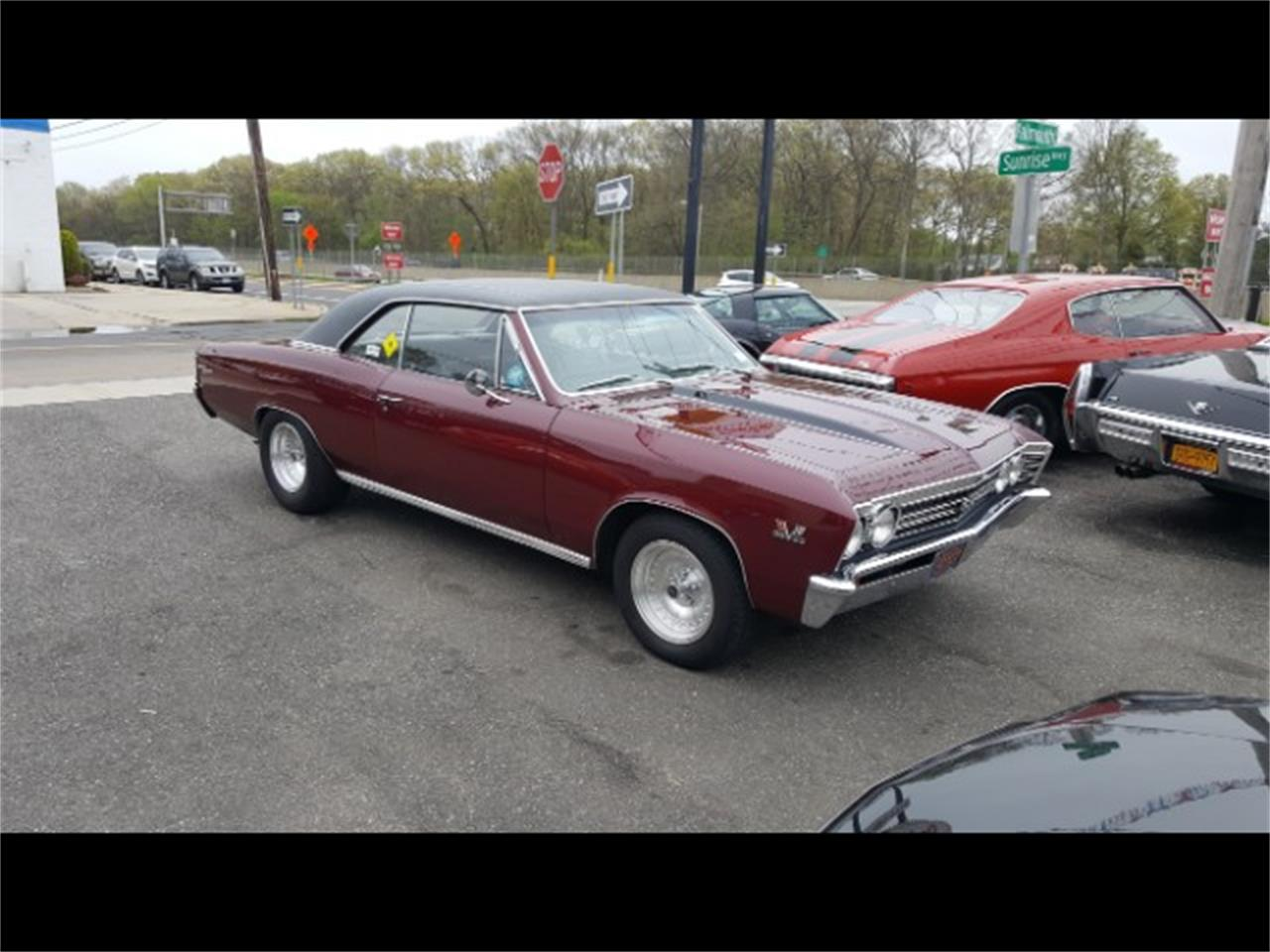 Large Picture of 1967 Chevrolet Chevelle Malibu - $35,995.00 Offered by Hollywood Motors - LDHY