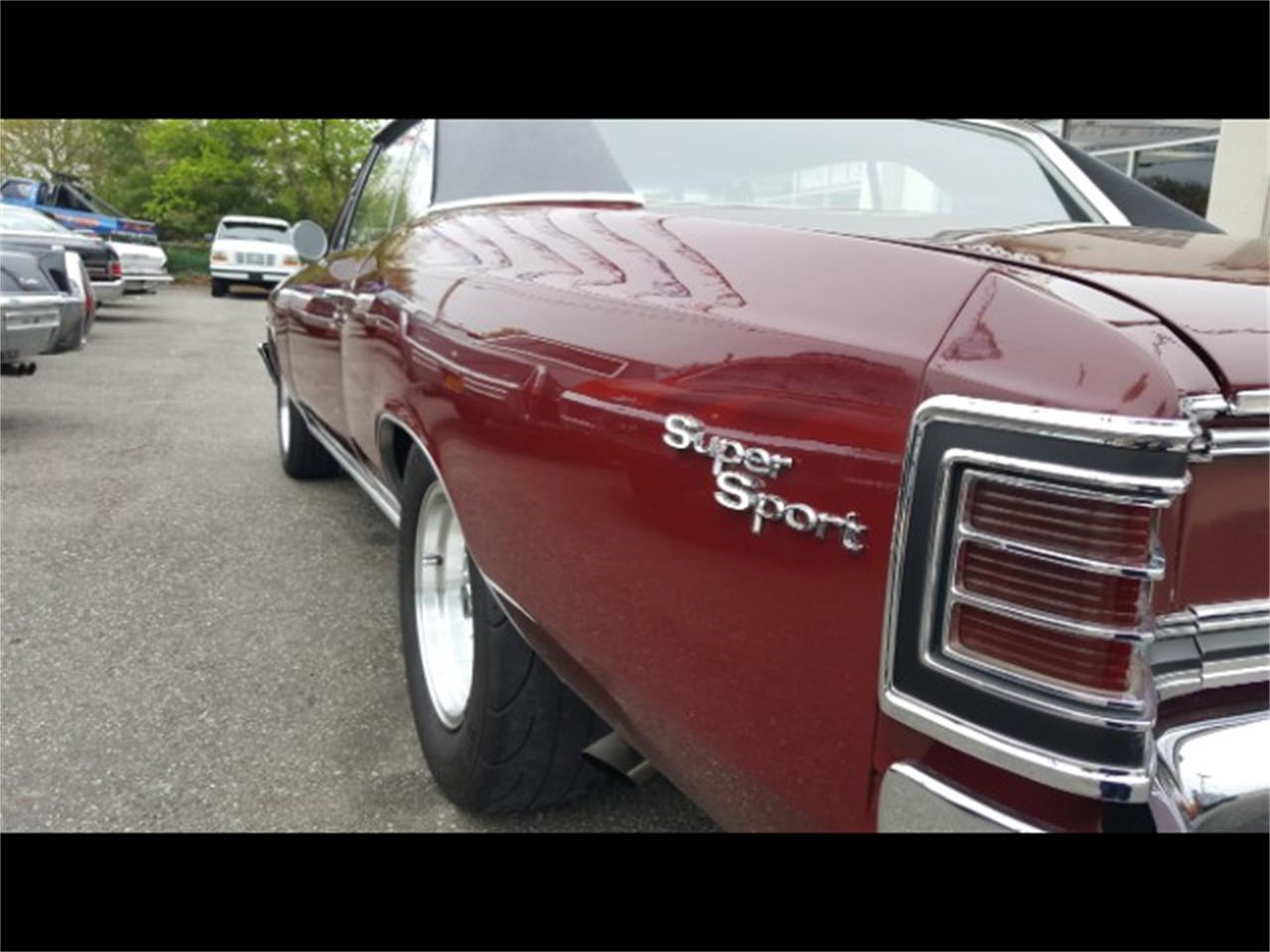 Large Picture of Classic '67 Chevelle Malibu - $35,995.00 Offered by Hollywood Motors - LDHY