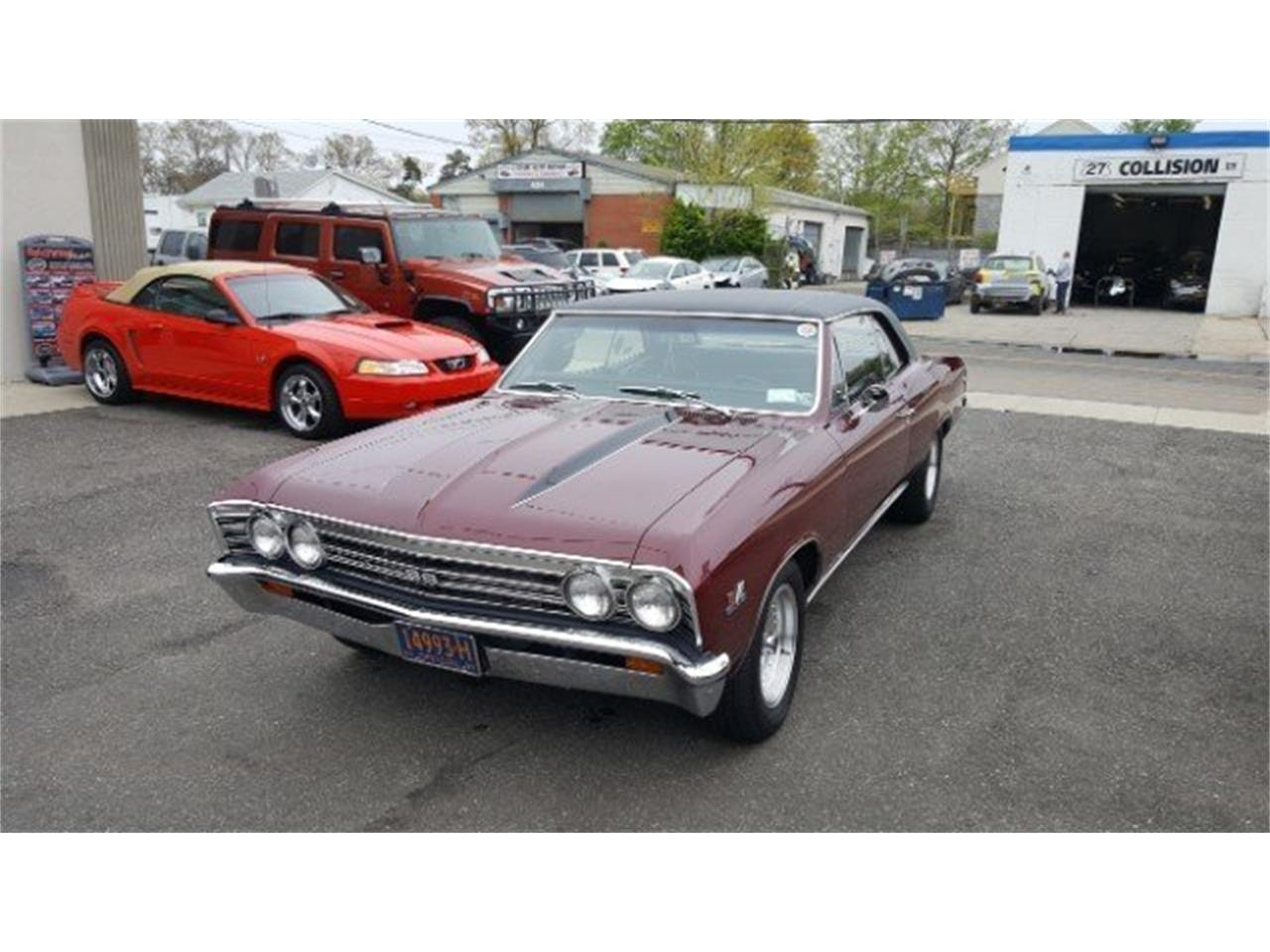 Large Picture of Classic '67 Chevelle Malibu located in New York - $35,995.00 - LDHY