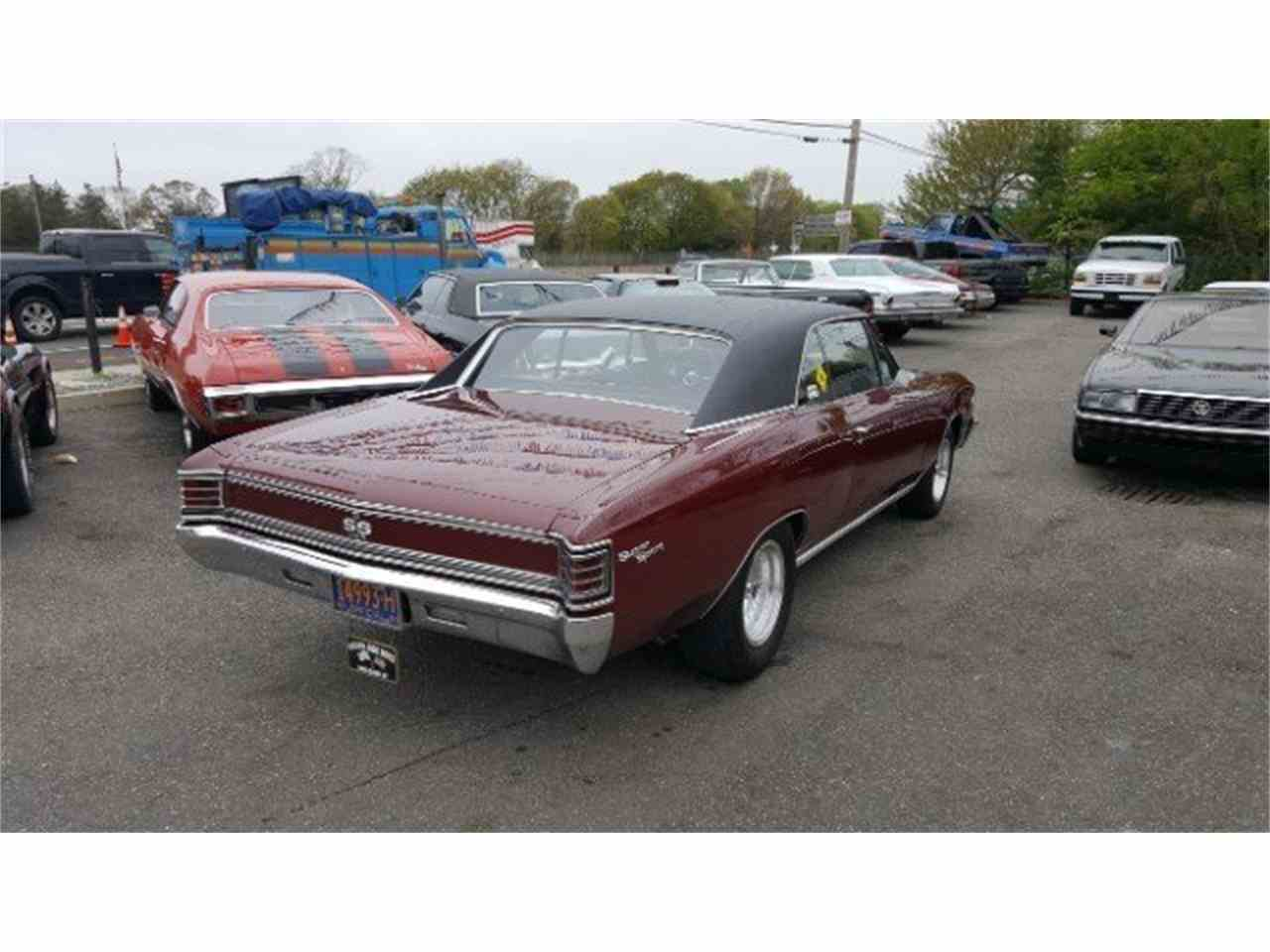 Large Picture of '67 Chevelle Malibu - LDHY