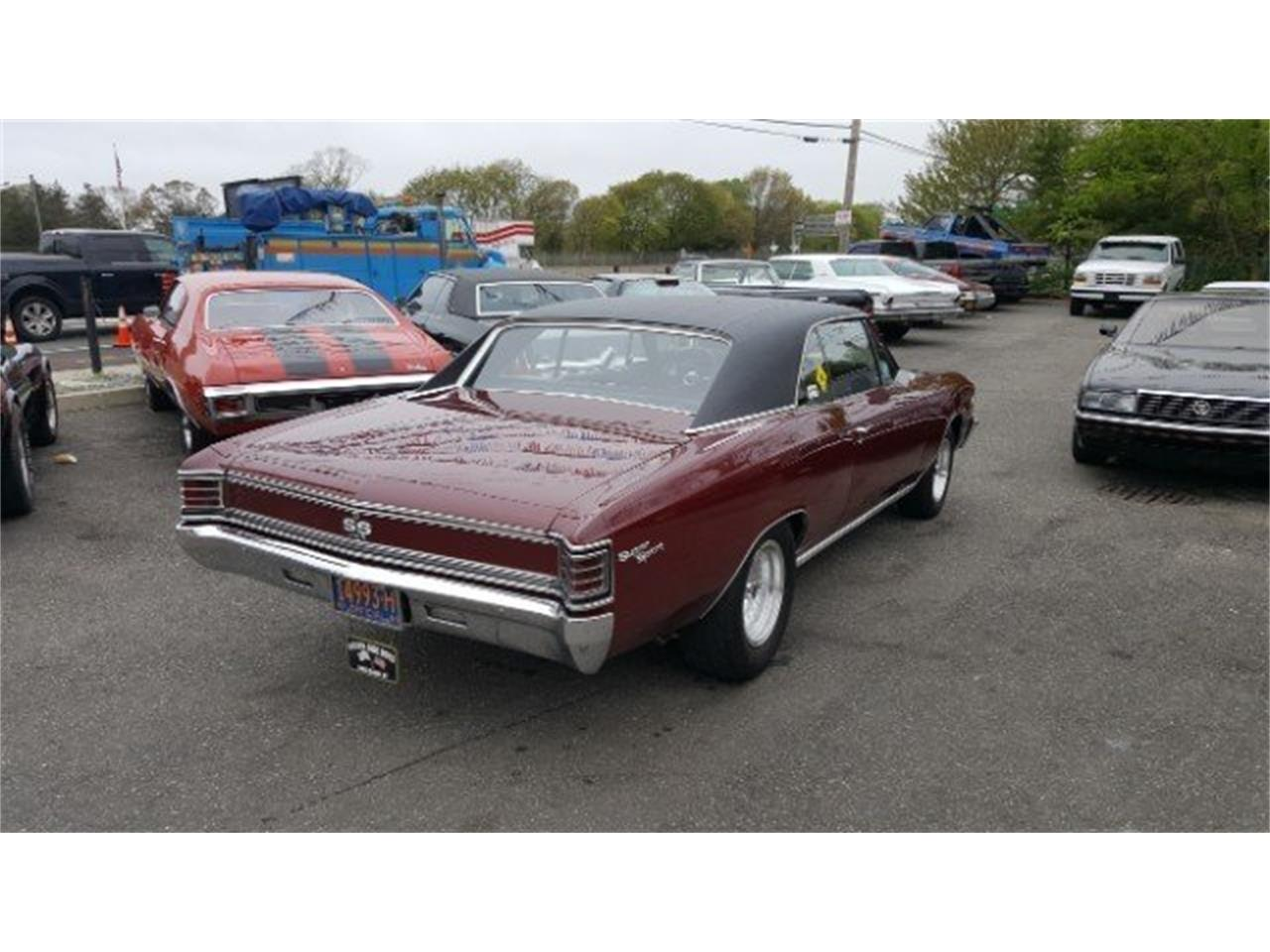 Large Picture of Classic 1967 Chevelle Malibu located in New York - LDHY