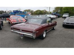 Picture of Classic 1967 Chevelle Malibu located in New York Offered by Hollywood Motors - LDHY