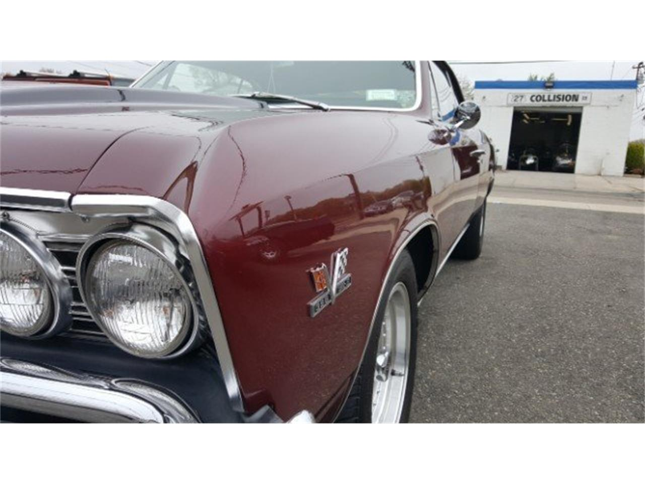 Large Picture of '67 Chevrolet Chevelle Malibu located in New York - LDHY