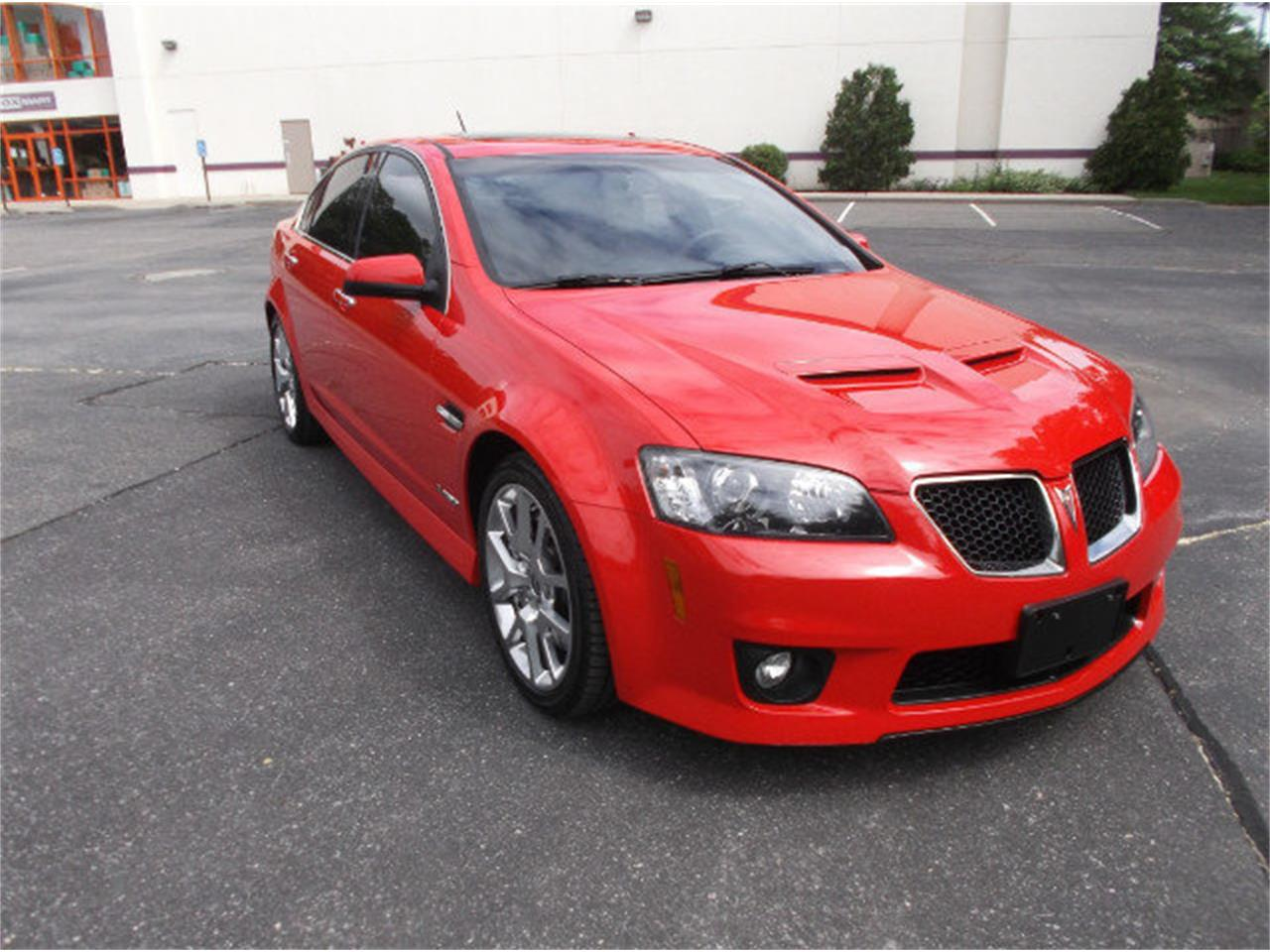 Large Picture of '09 G8 located in New York - $26,995.00 - LDI6