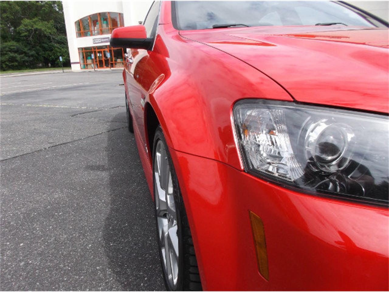 Large Picture of 2009 Pontiac G8 located in New York - LDI6