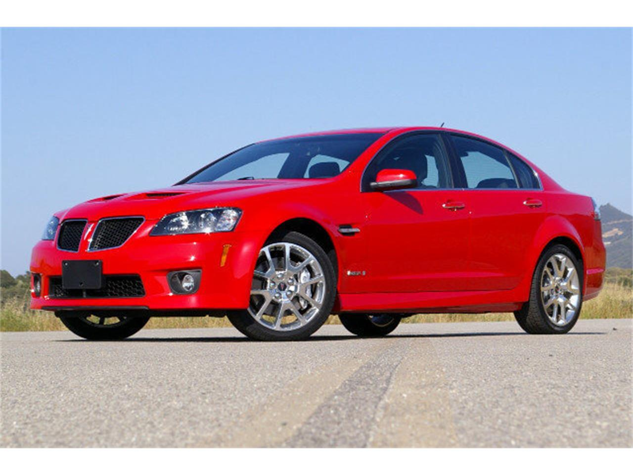 Large Picture of '09 Pontiac G8 - $26,995.00 Offered by Hollywood Motors - LDI6