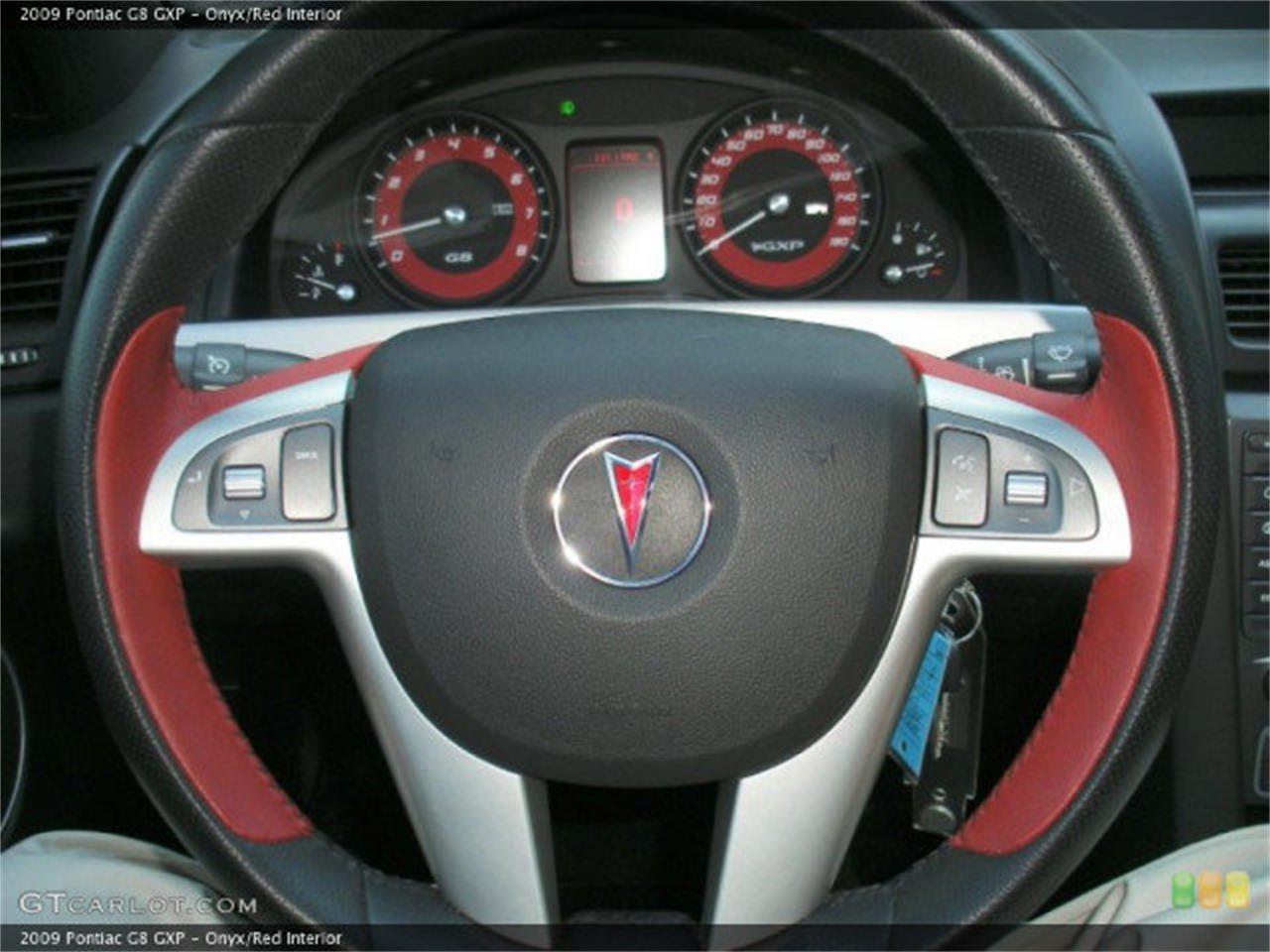 Large Picture of '09 Pontiac G8 - LDI6