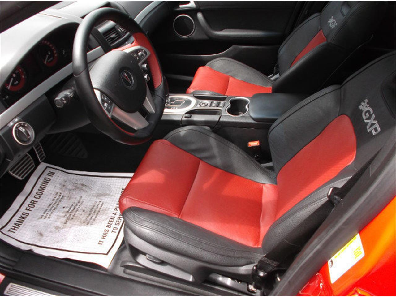 Large Picture of '09 Pontiac G8 Offered by Hollywood Motors - LDI6