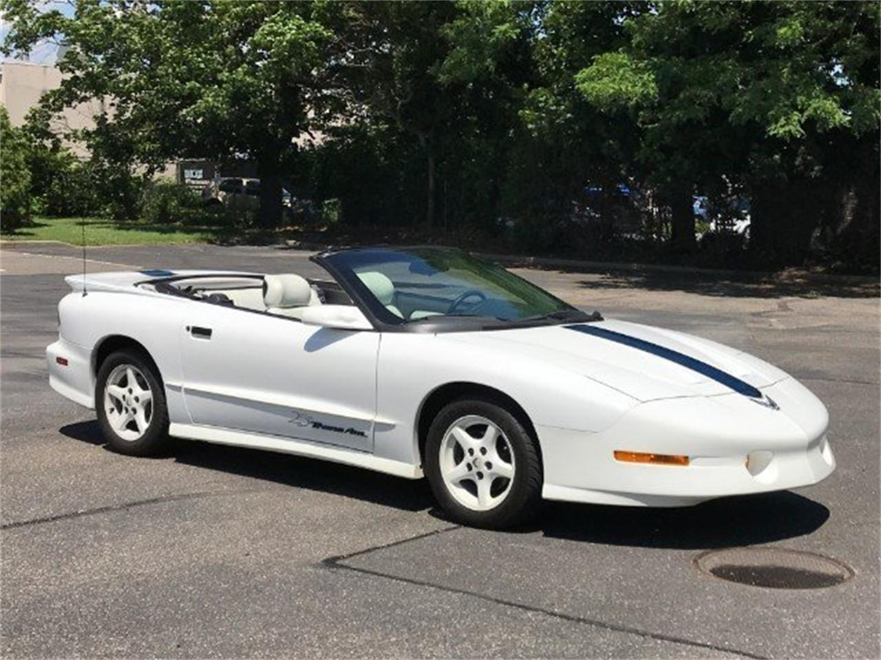 Large Picture Of 1994 Pontiac Firebird Trans Am Convertible Located In New York Offered By