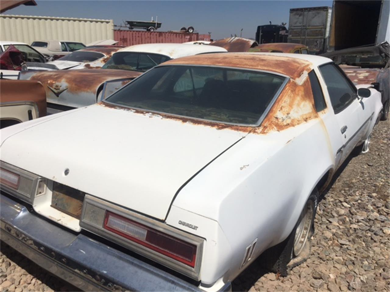 Large Picture of 1976 Malibu located in Phoenix Arizona Offered by Desert Valley Auto Parts - LDIH