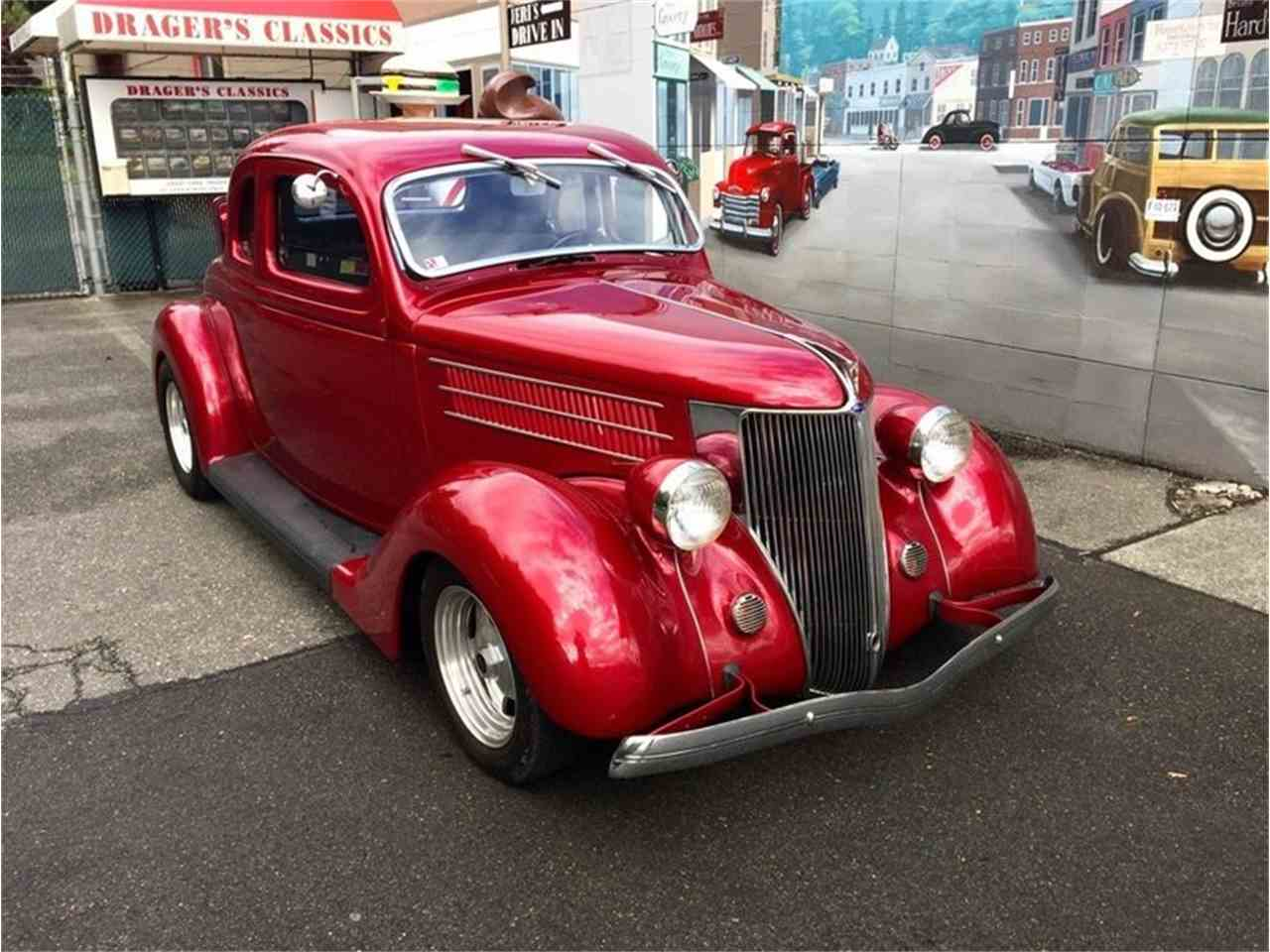 Large Picture of 1936 Ford Street Rod - LDIK