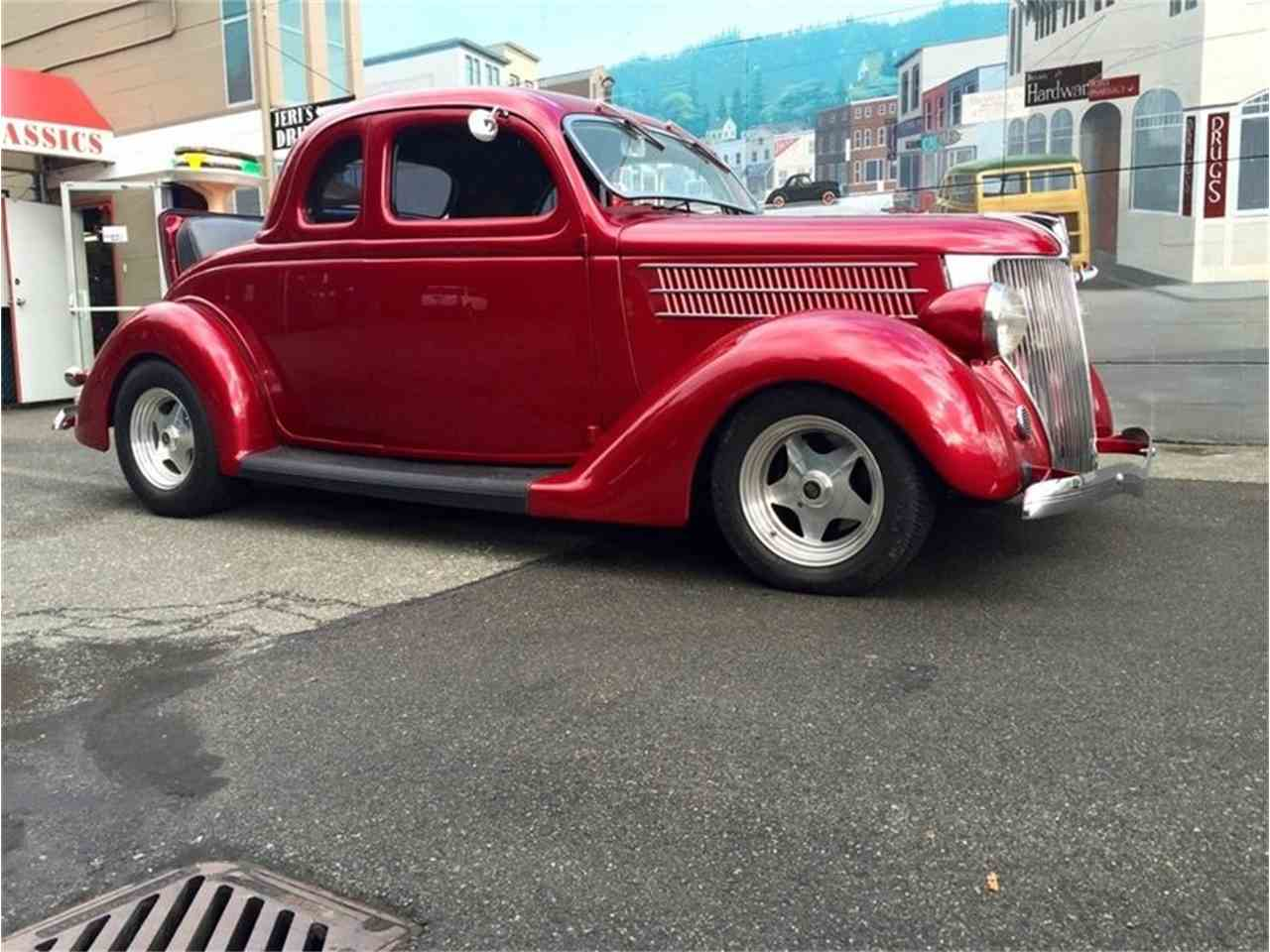 Large Picture of Classic 1936 Ford Street Rod located in Washington - $42,500.00 Offered by Drager's Classics - LDIK