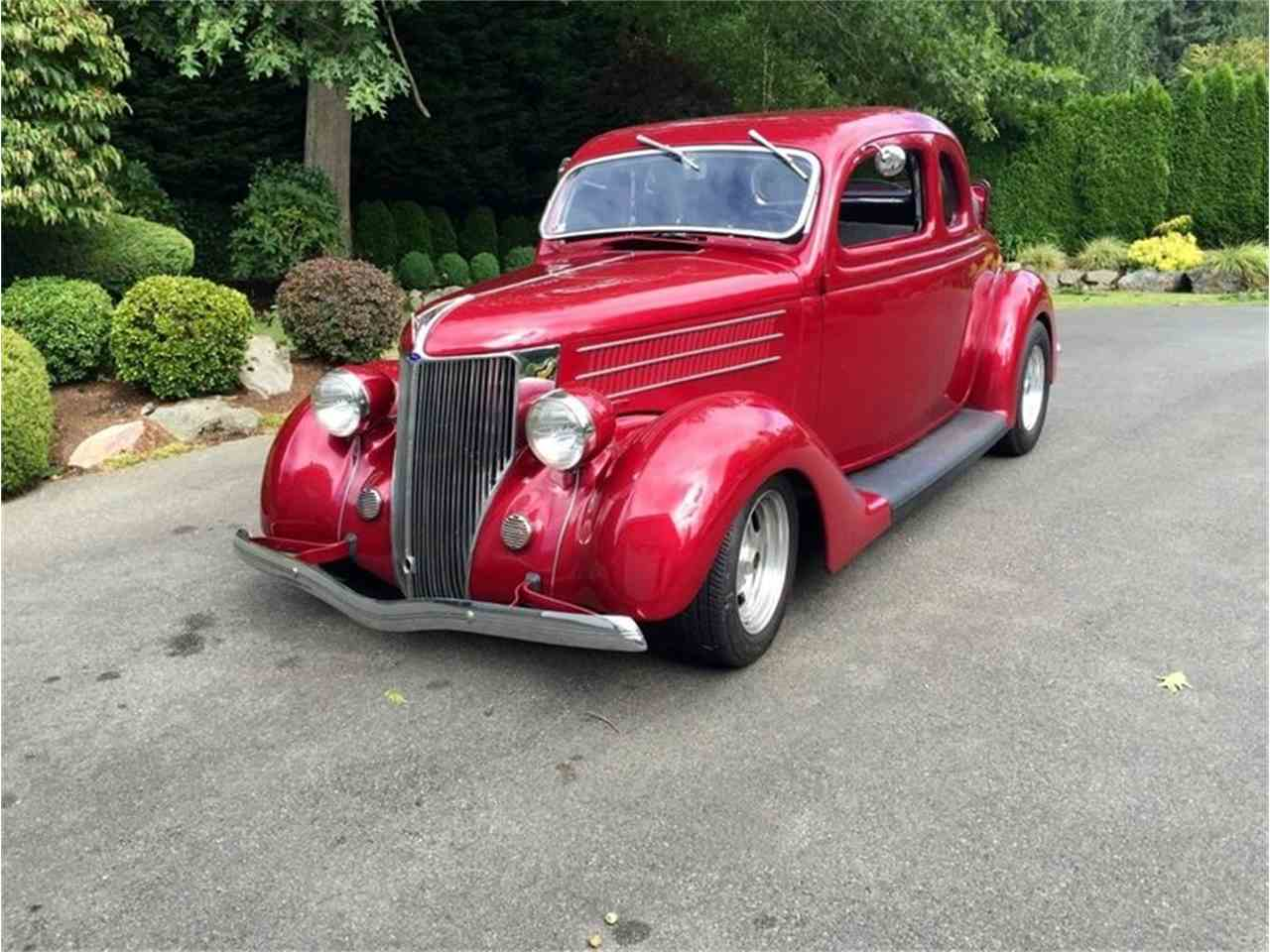 Large Picture of 1936 Ford Street Rod Offered by Drager's Classics - LDIK
