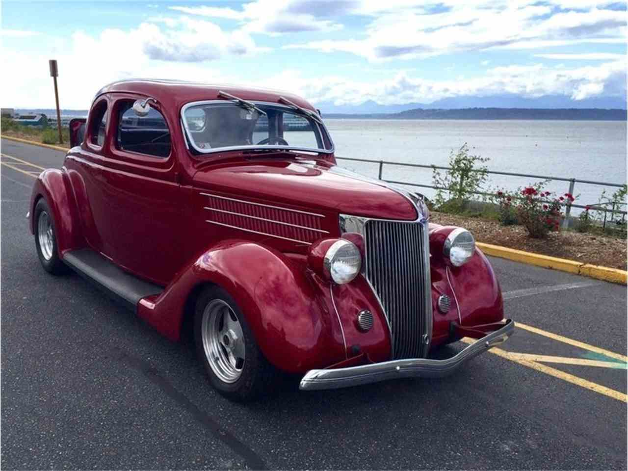 Large Picture of Classic '36 Ford Street Rod Offered by Drager's Classics - LDIK