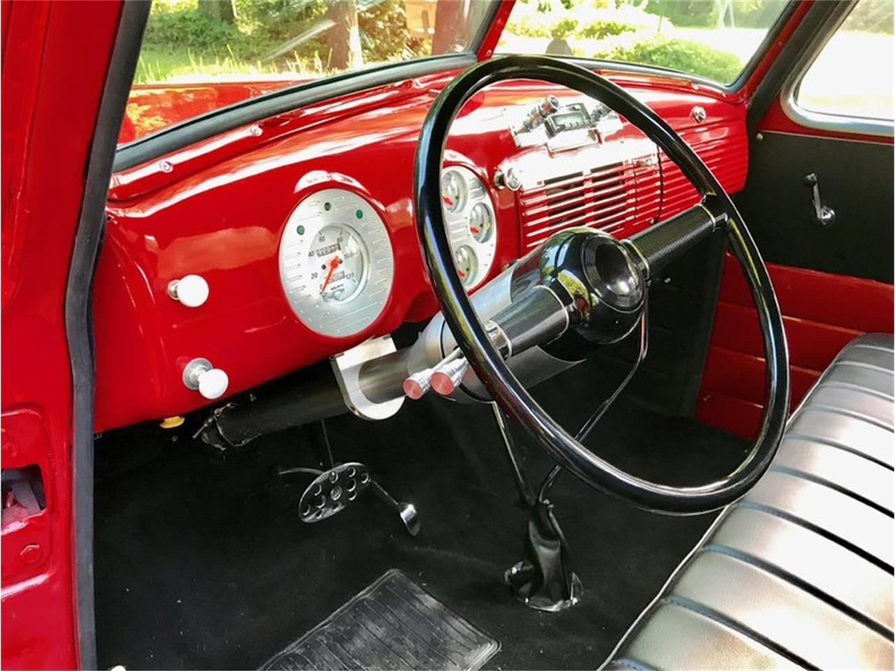 Large Picture of '49 150 5 Window 1/2 Ton PickUp - $34,500.00 Offered by Drager's Classics - LDIL
