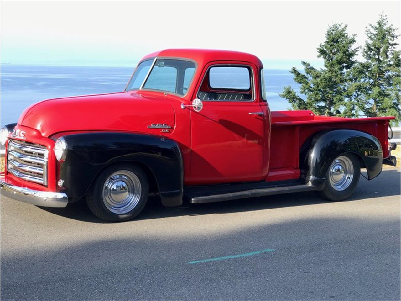 Large Picture of Classic '49 GMC 150 5 Window 1/2 Ton PickUp - $34,500.00 Offered by Drager's Classics - LDIL