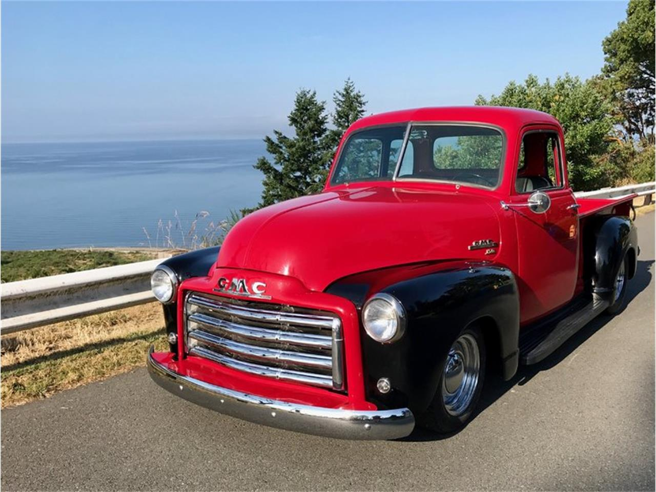 Large Picture of Classic '49 GMC 150 5 Window 1/2 Ton PickUp located in Seattle Washington Offered by Drager's Classics - LDIL