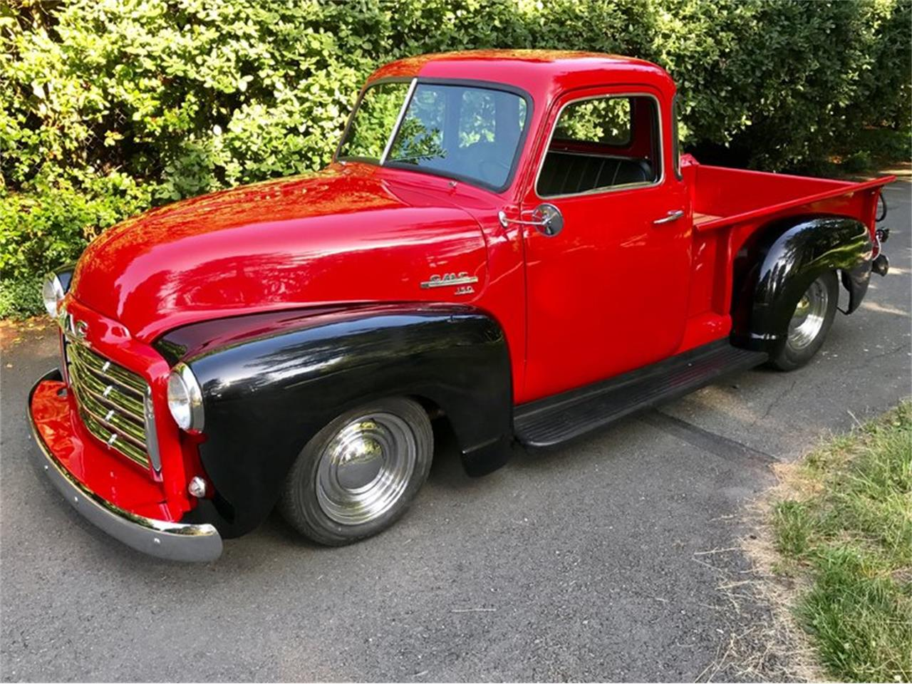 Large Picture of Classic 1949 GMC 150 5 Window 1/2 Ton PickUp Offered by Drager's Classics - LDIL